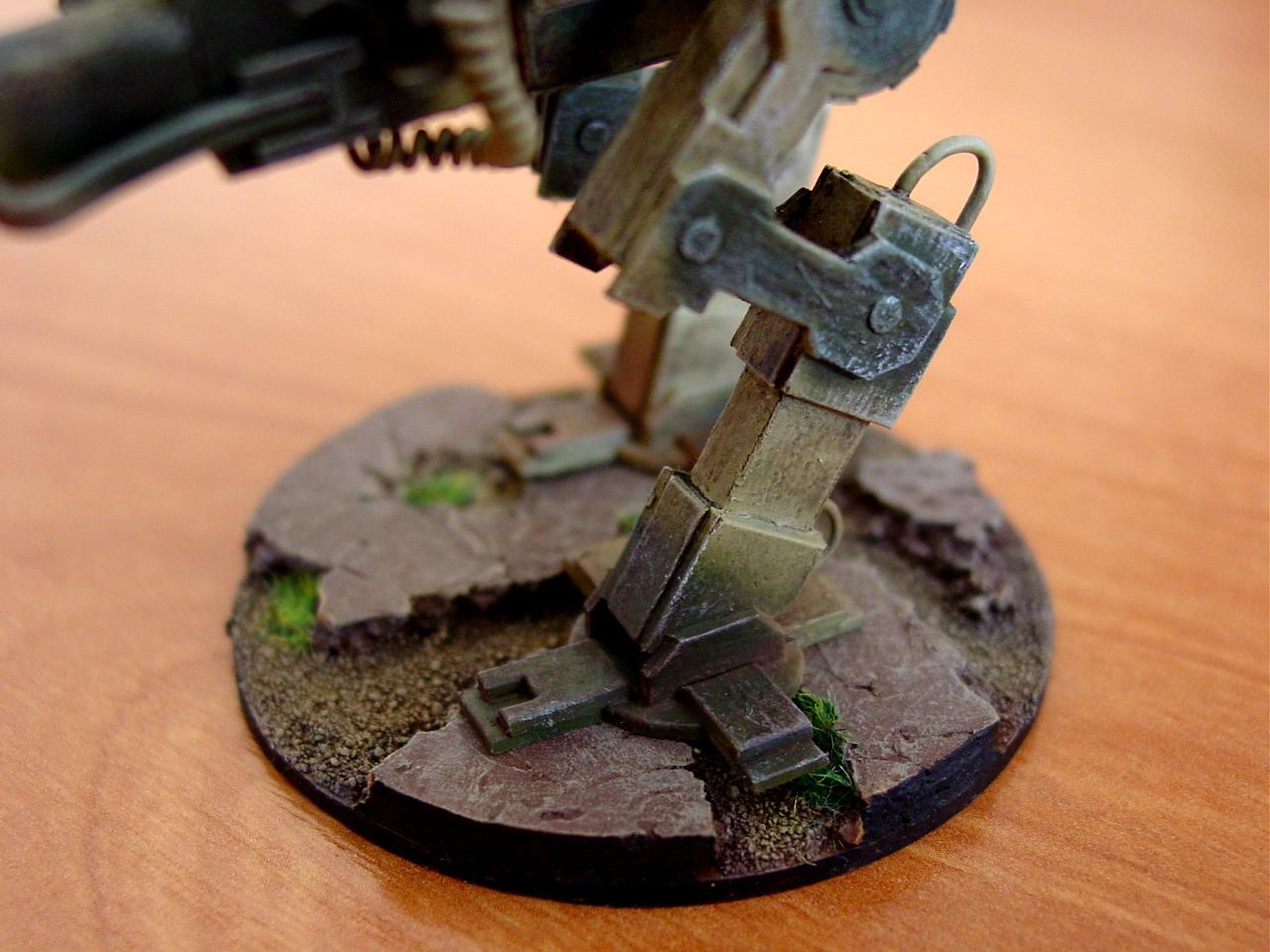 Sentinel, Warhammer 40,000