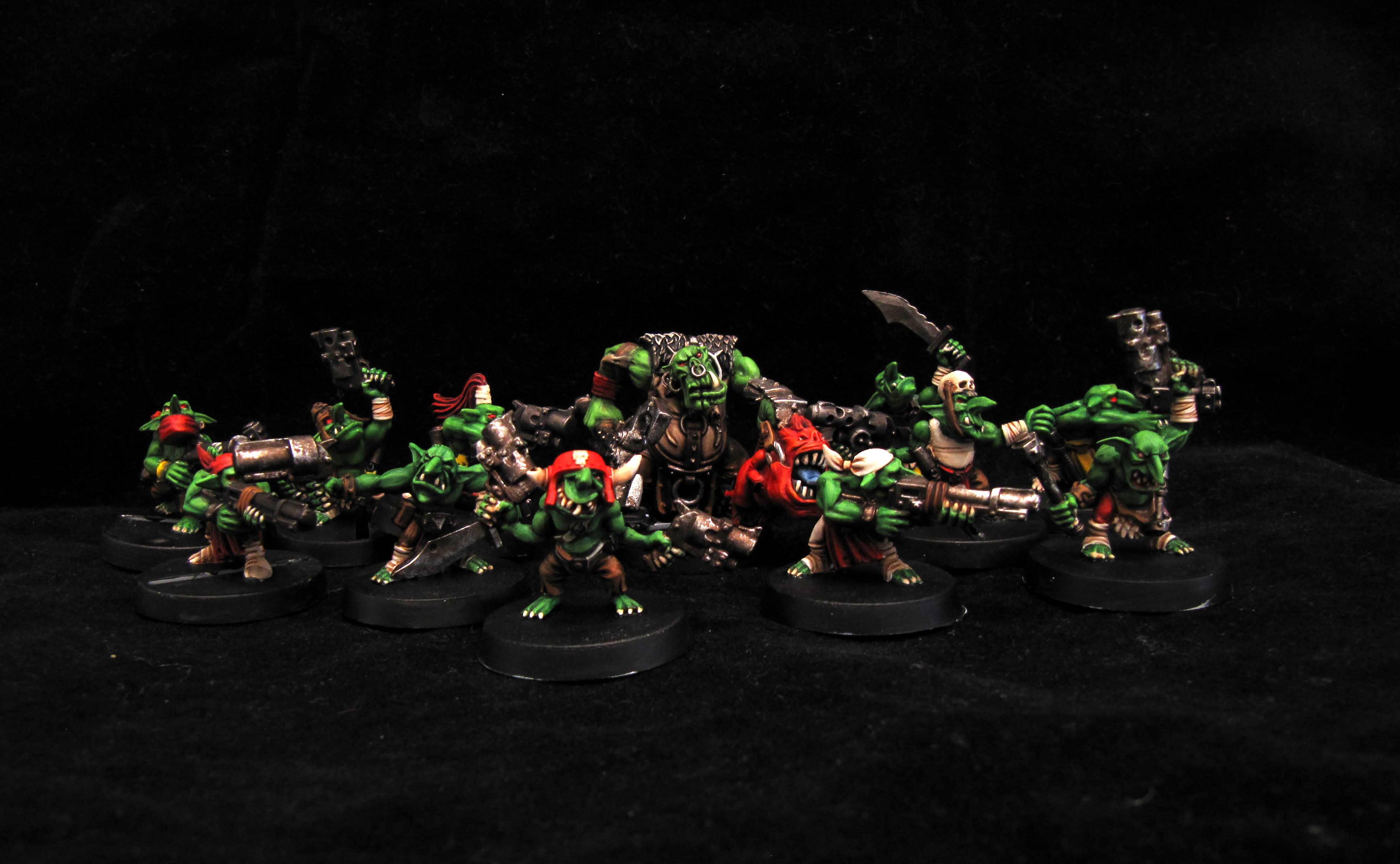 Grots, Herder, Orks, Warhammer 40,000