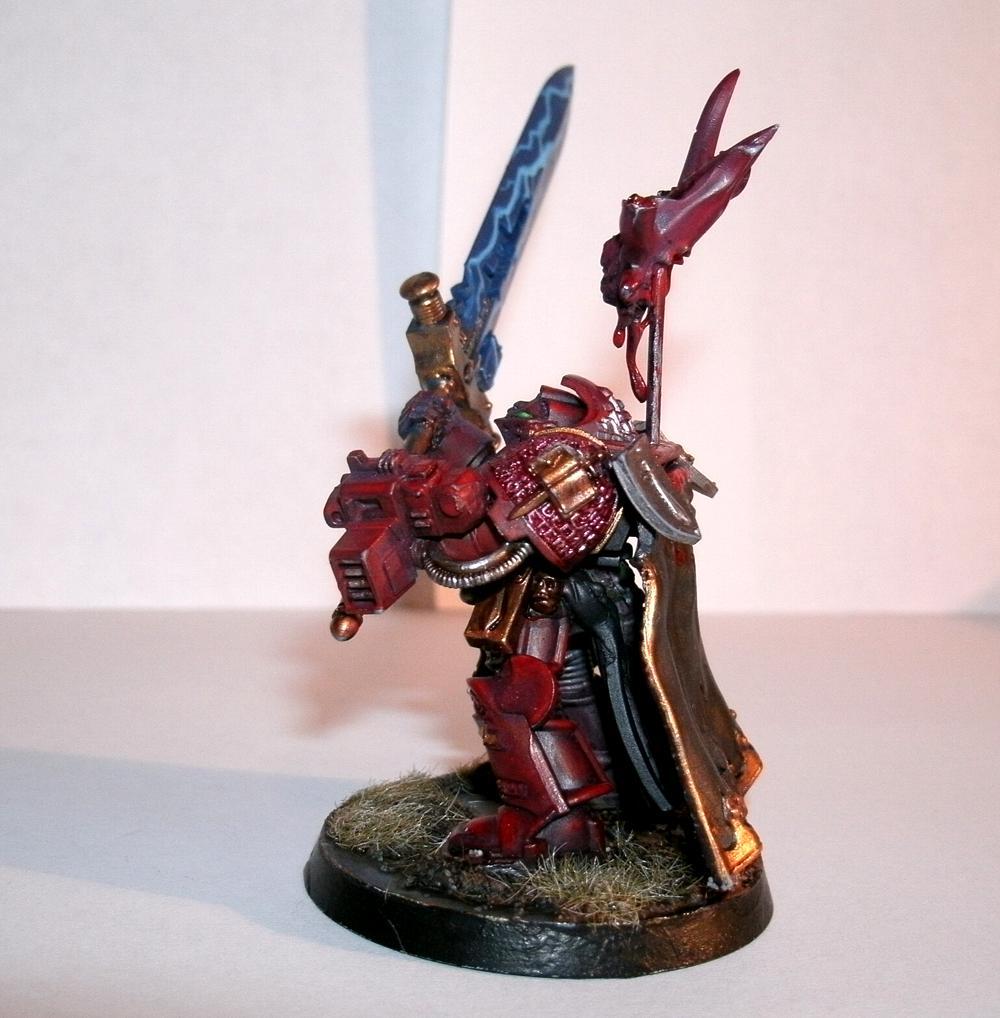 Conversion, Dread Knight, Grey Knights, Knights Of Blood
