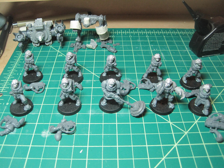 Buzz Lightyear, Scouts, Space Marines, Toy Story, Warhammer 40,000, Work In Progress