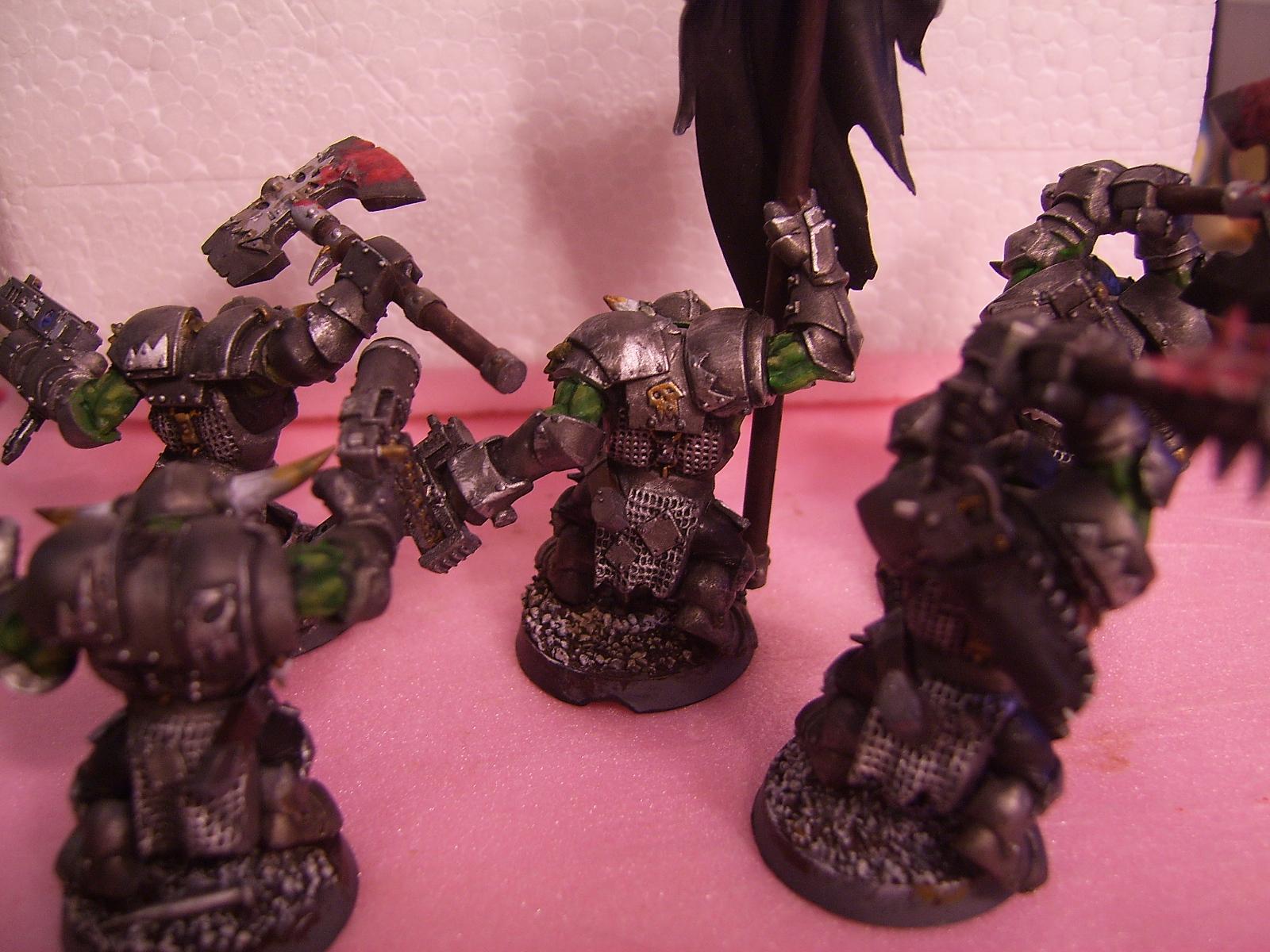 Orcs, Orks, Warhammer 40,000