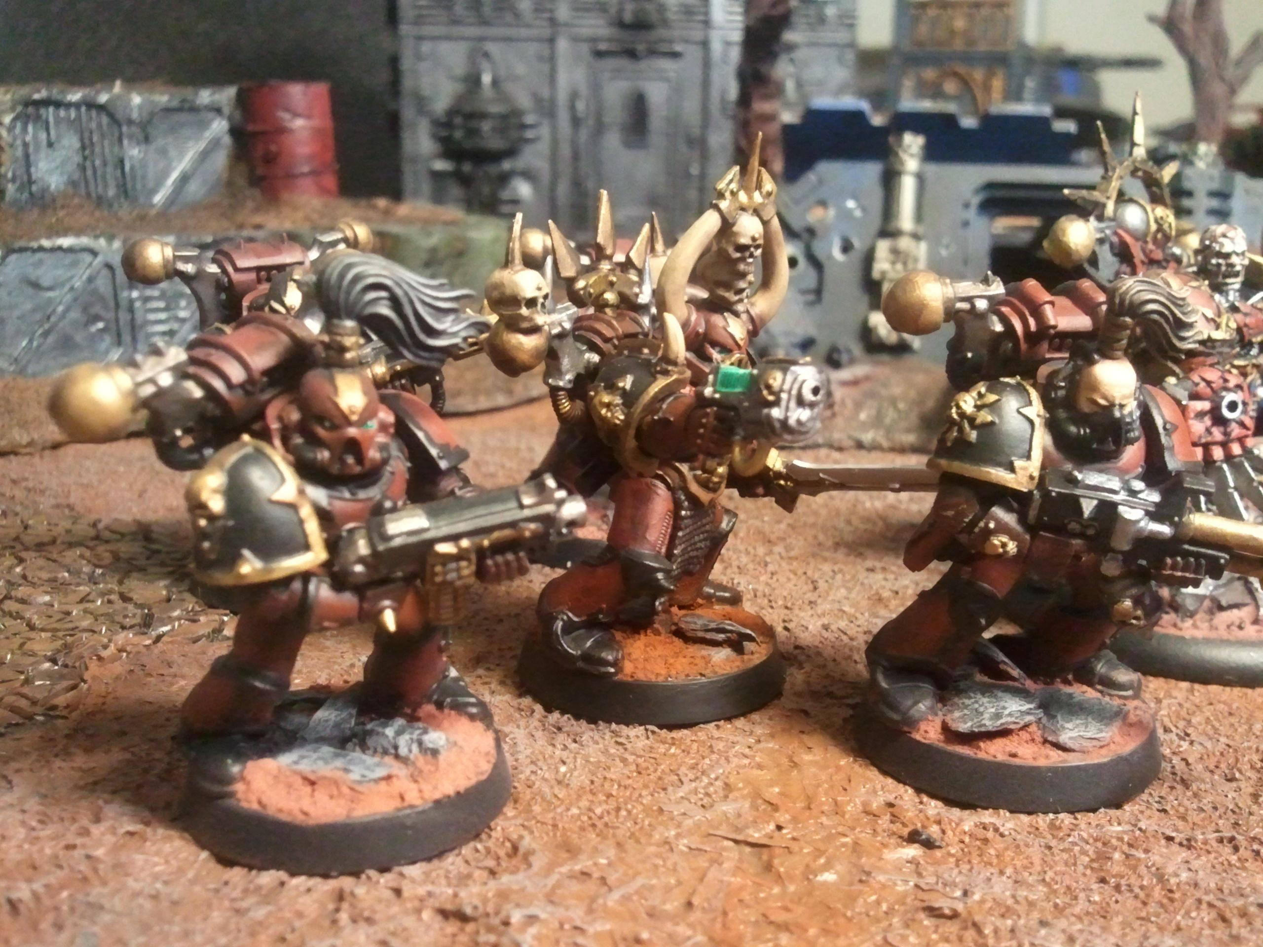 Chaos Space Marines, Red Corsairs
