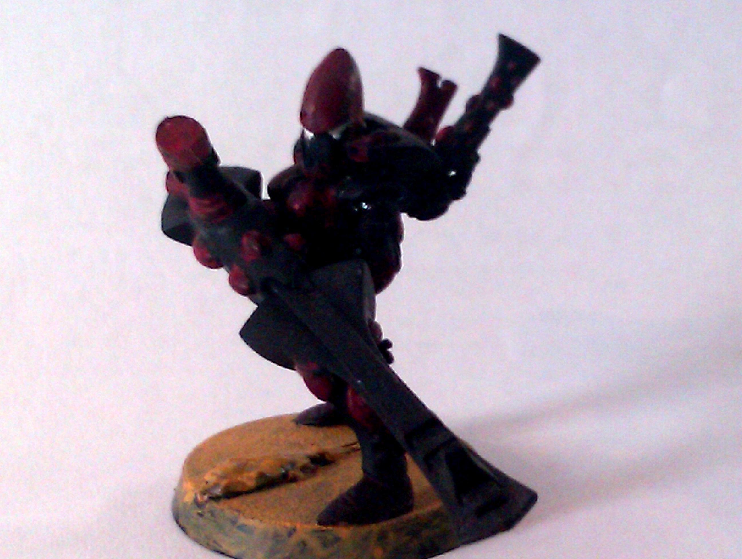 Eldar Heavy Infantry front