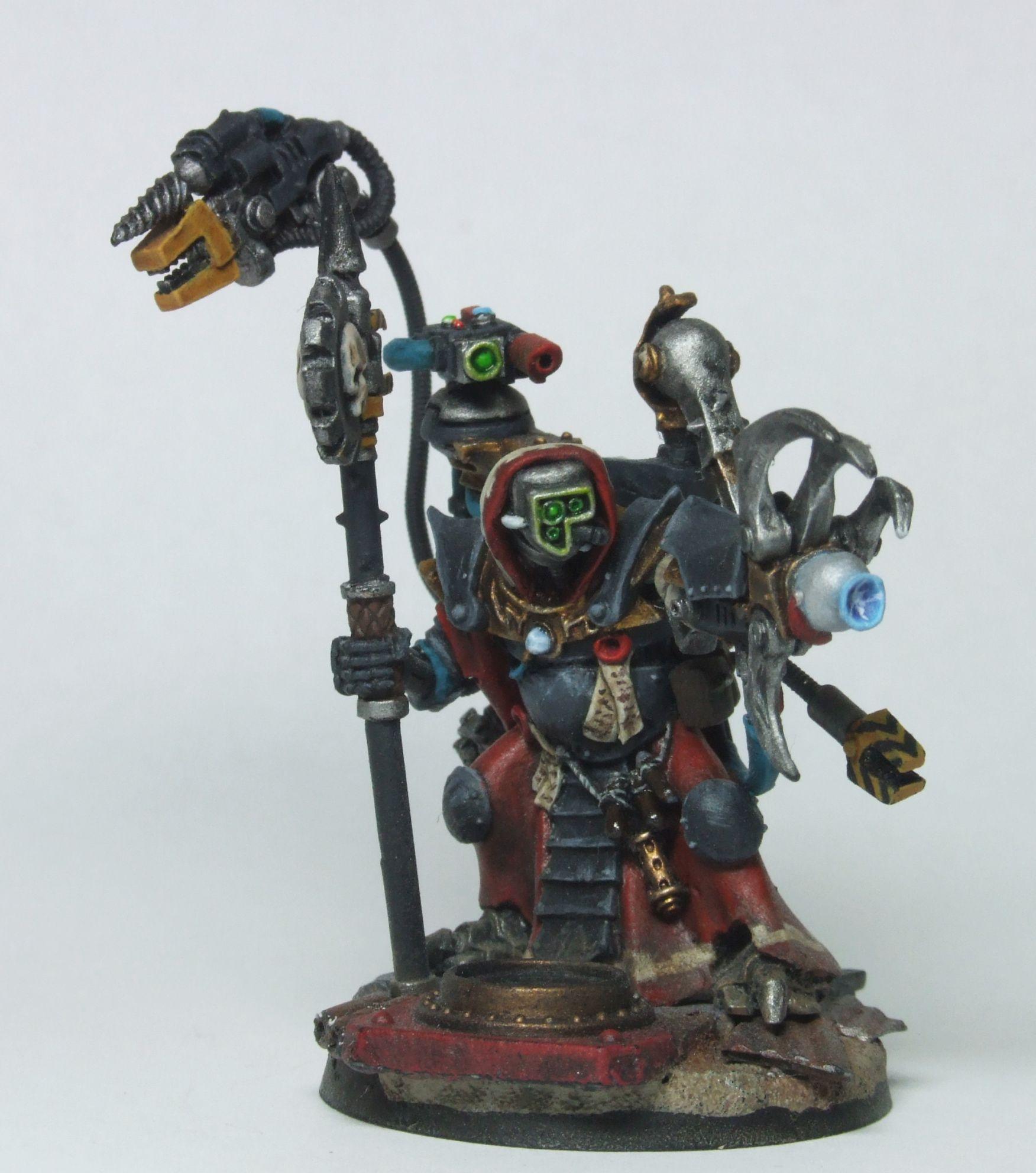 Adeptus Mechanicus, Inquisitor, Magos, Mechanicus, Tech Priest