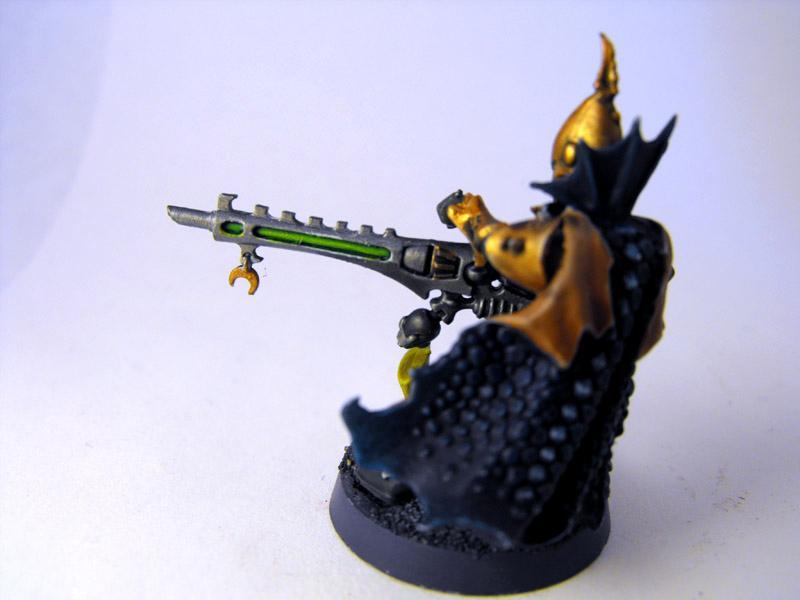 Cannon, Conversion, Dark Eldar, Eldar, Elite, Kabal, Kabalite, Kabalite Trueborn, Splinter Cannon, Trueborn