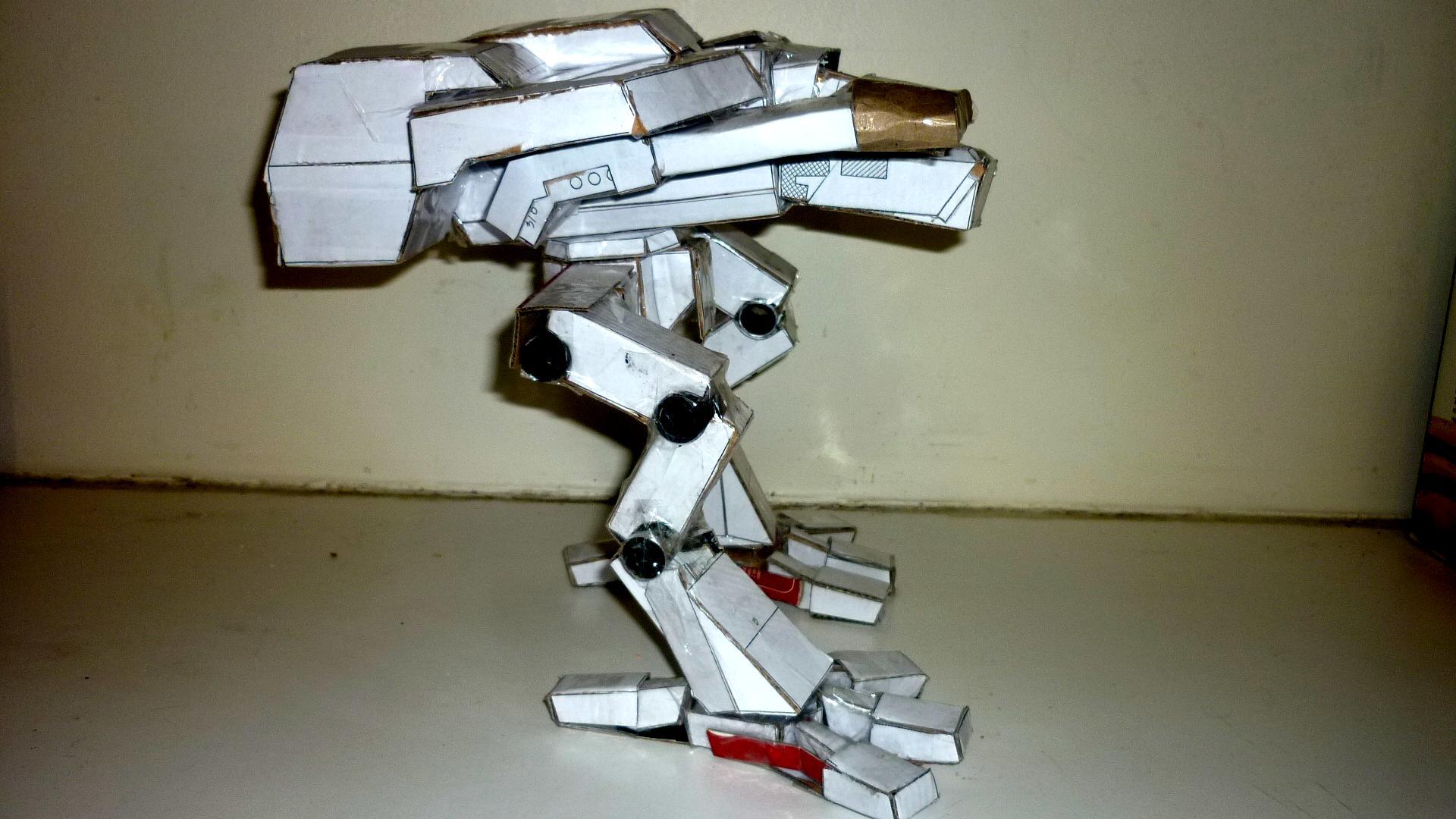 Scratch Build, Titan