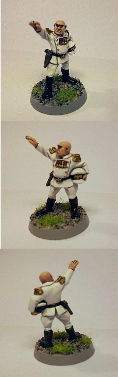 Copplestone Castings, Grenadier, Imperial Guard