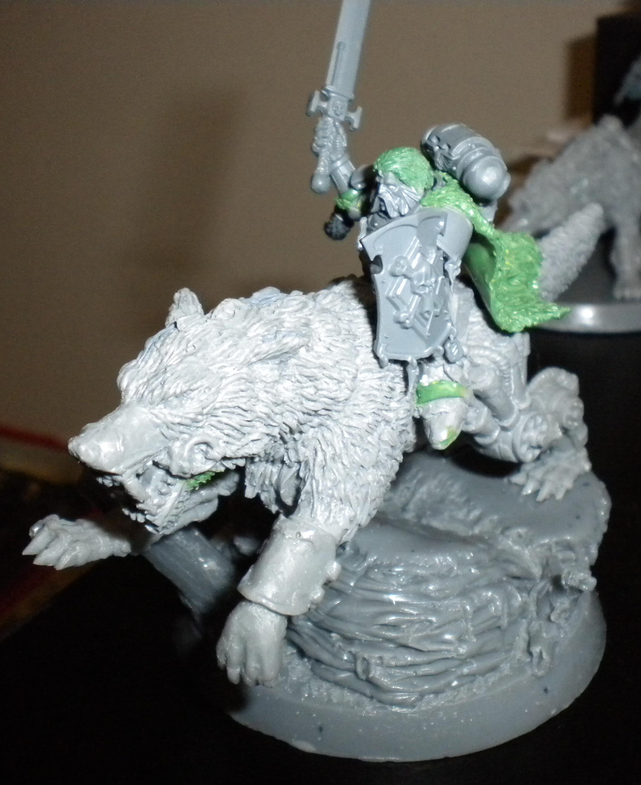 Lord, Space Wolves, Thunderwolf, Thunderwolves