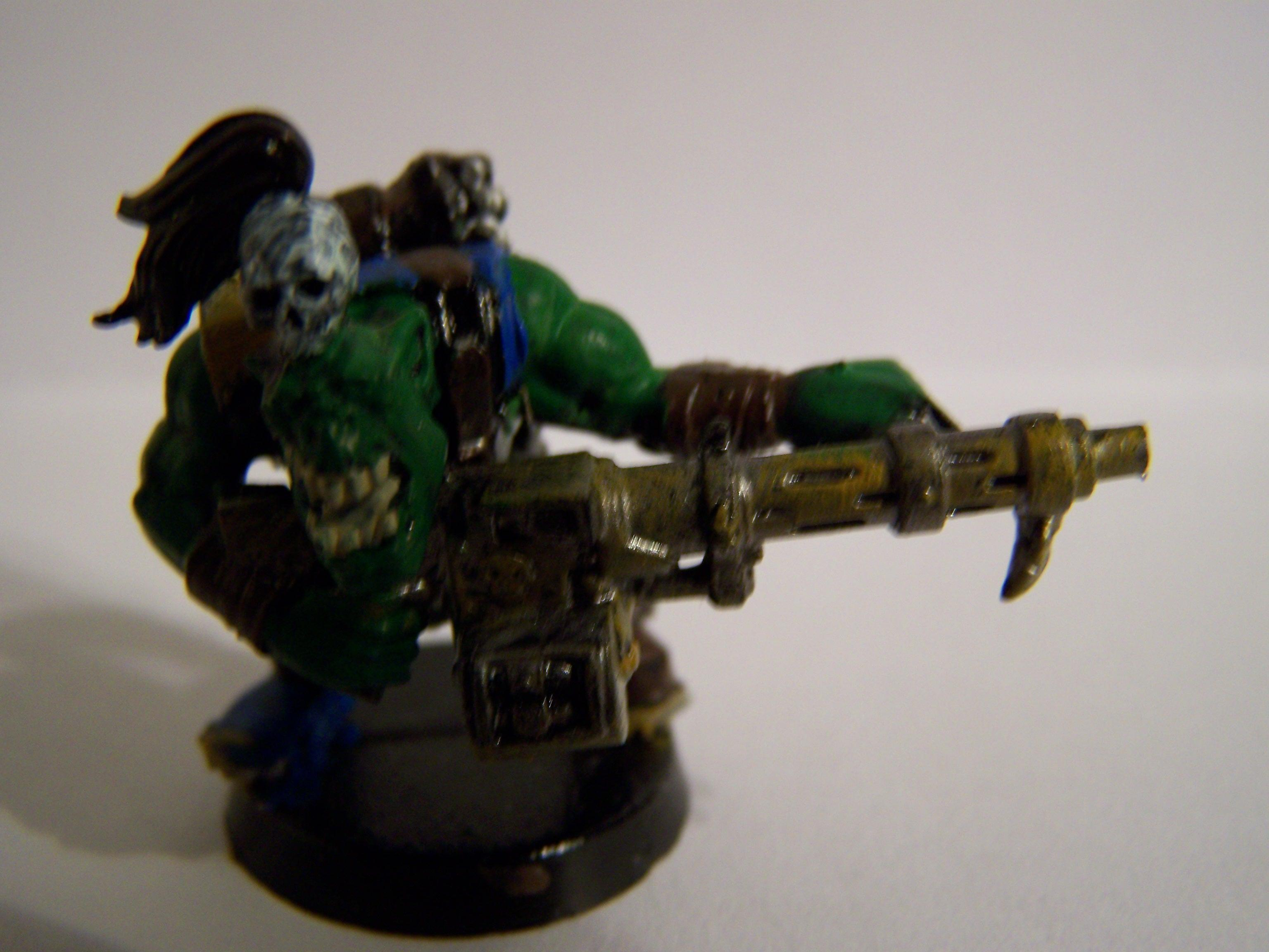 Deathskulls, Orks, Big Shoota