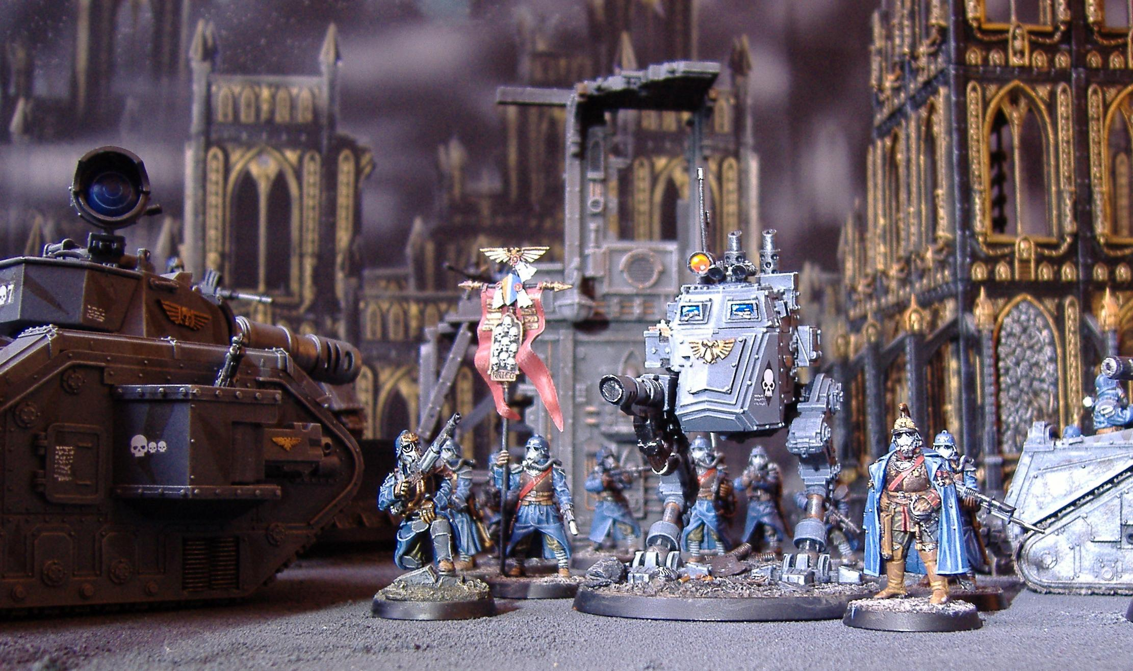 Cities Of Death, Death Korps of Krieg, Diorama, Dkk, Forge World, Imperial Guard, Terrain