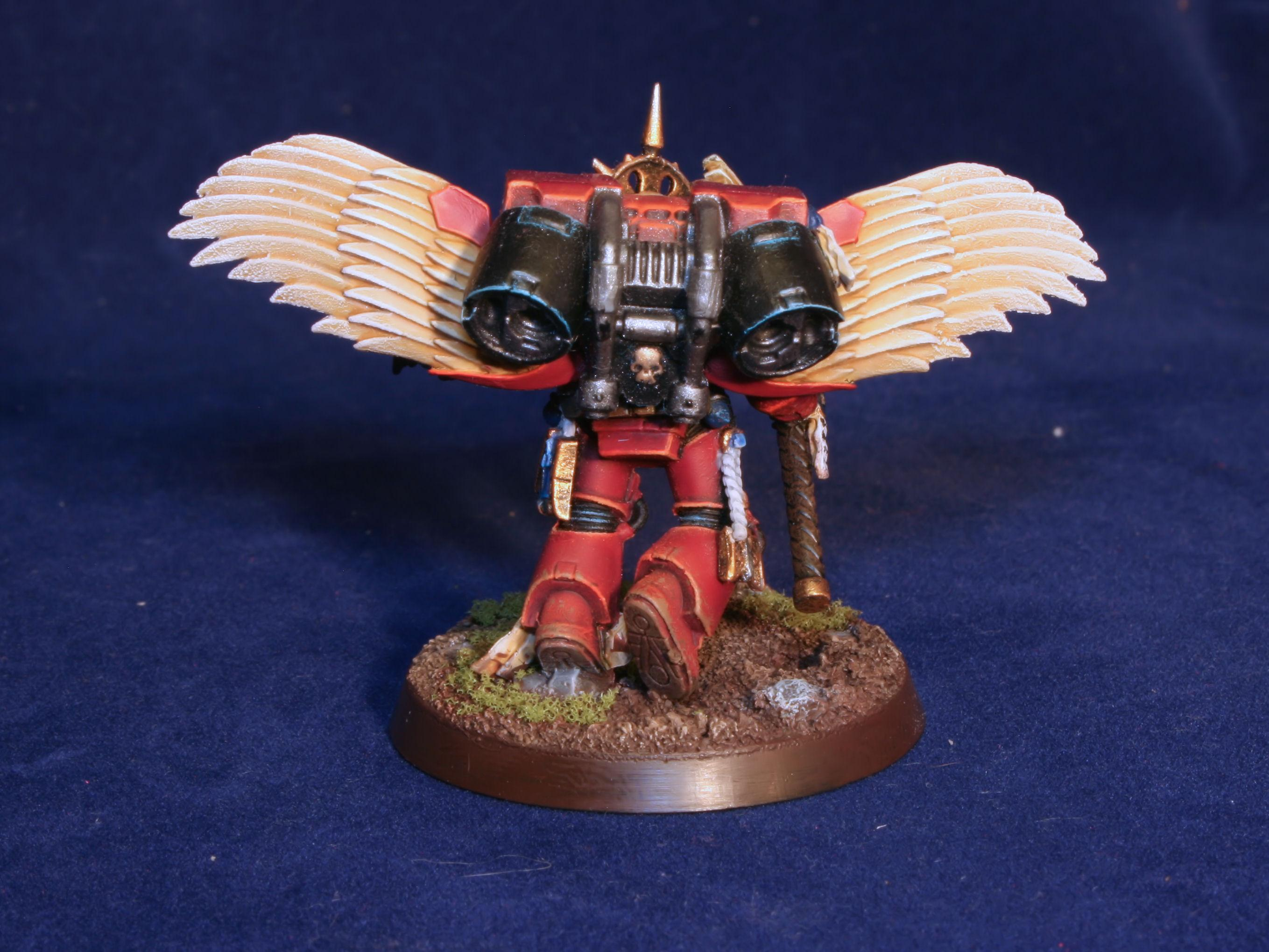 Assault, Blood Angle, Space Marines