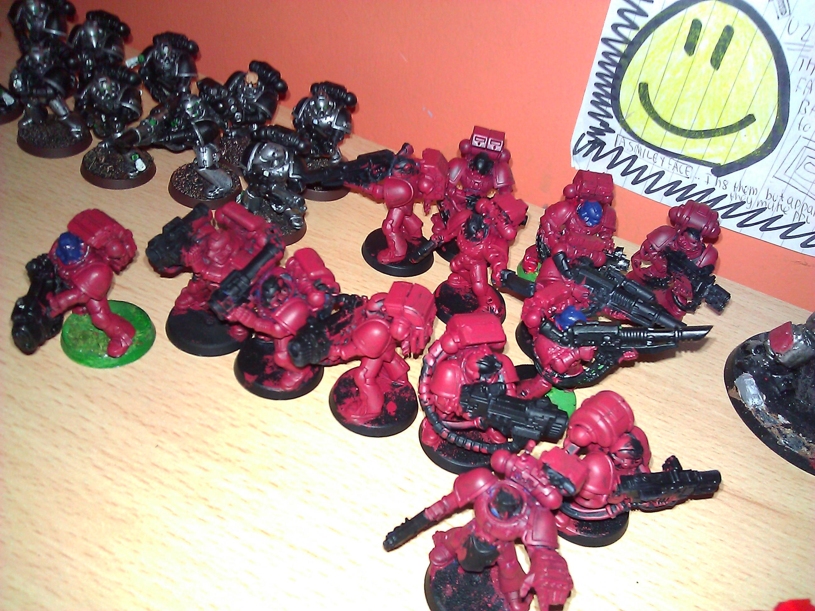 I have acquired a ridiculous amount of devastators over the past week!!