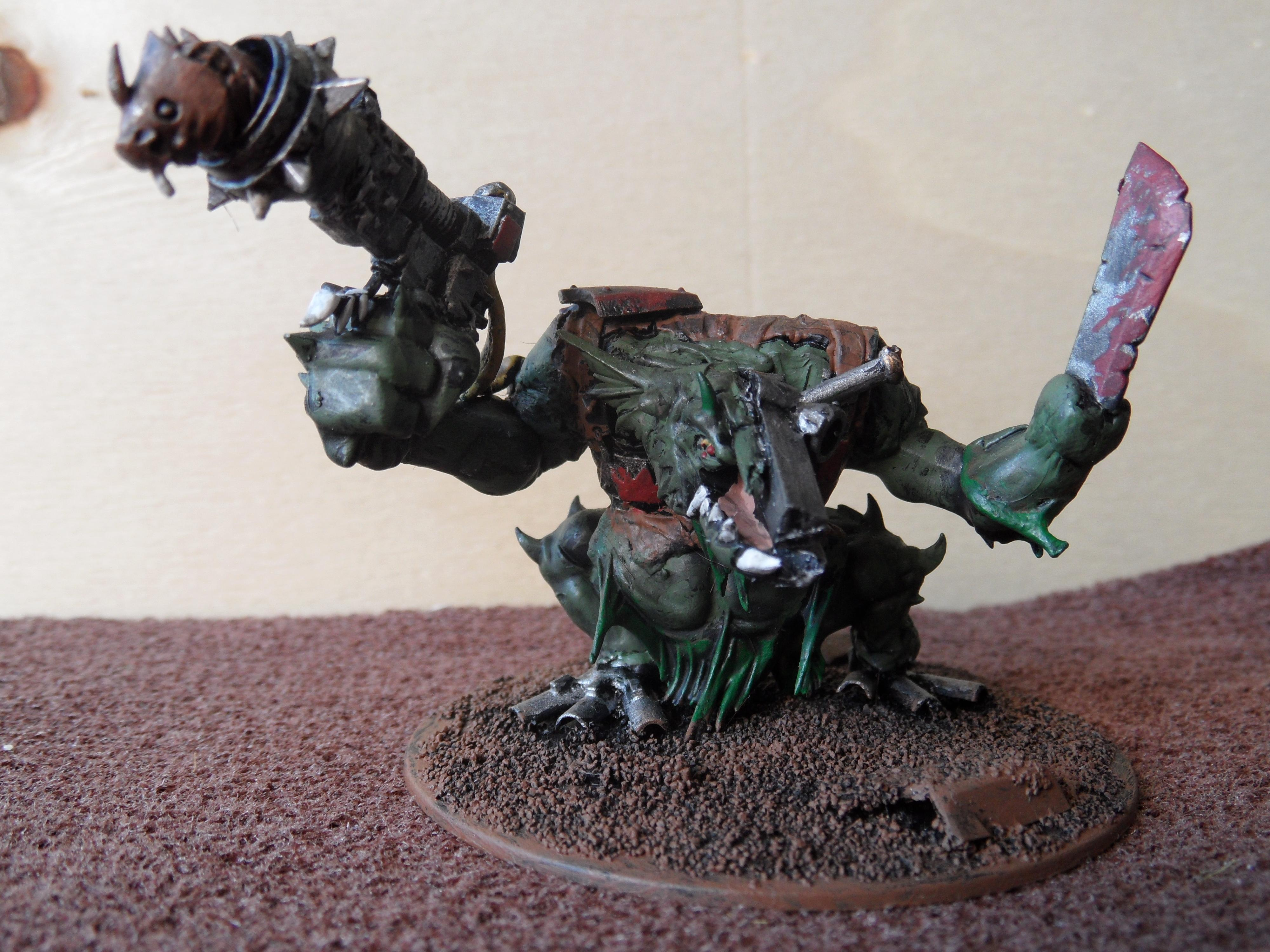 Bloodbasher, Bludbasher, Bludbasherz, Conversion, Orks, River Troll