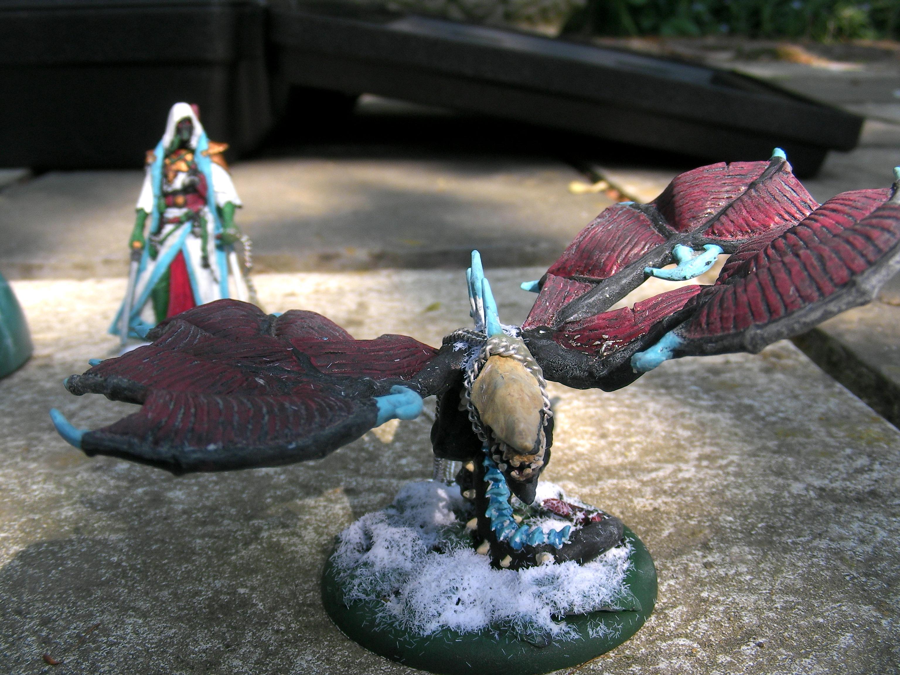 Archon, Dark Eldar, De, Retinue