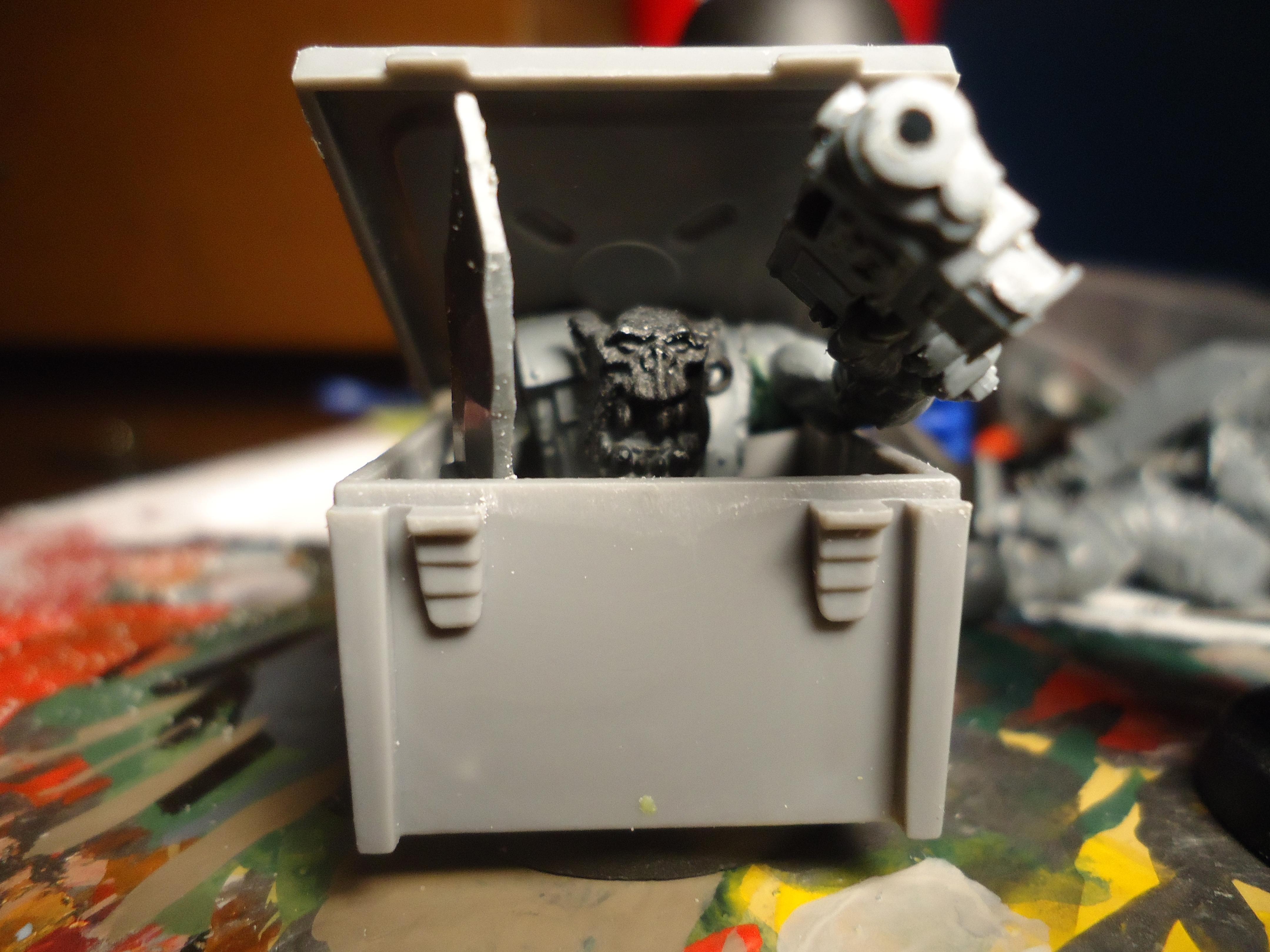 Conversion, Humor, Kommando, Orks, Work In Progress