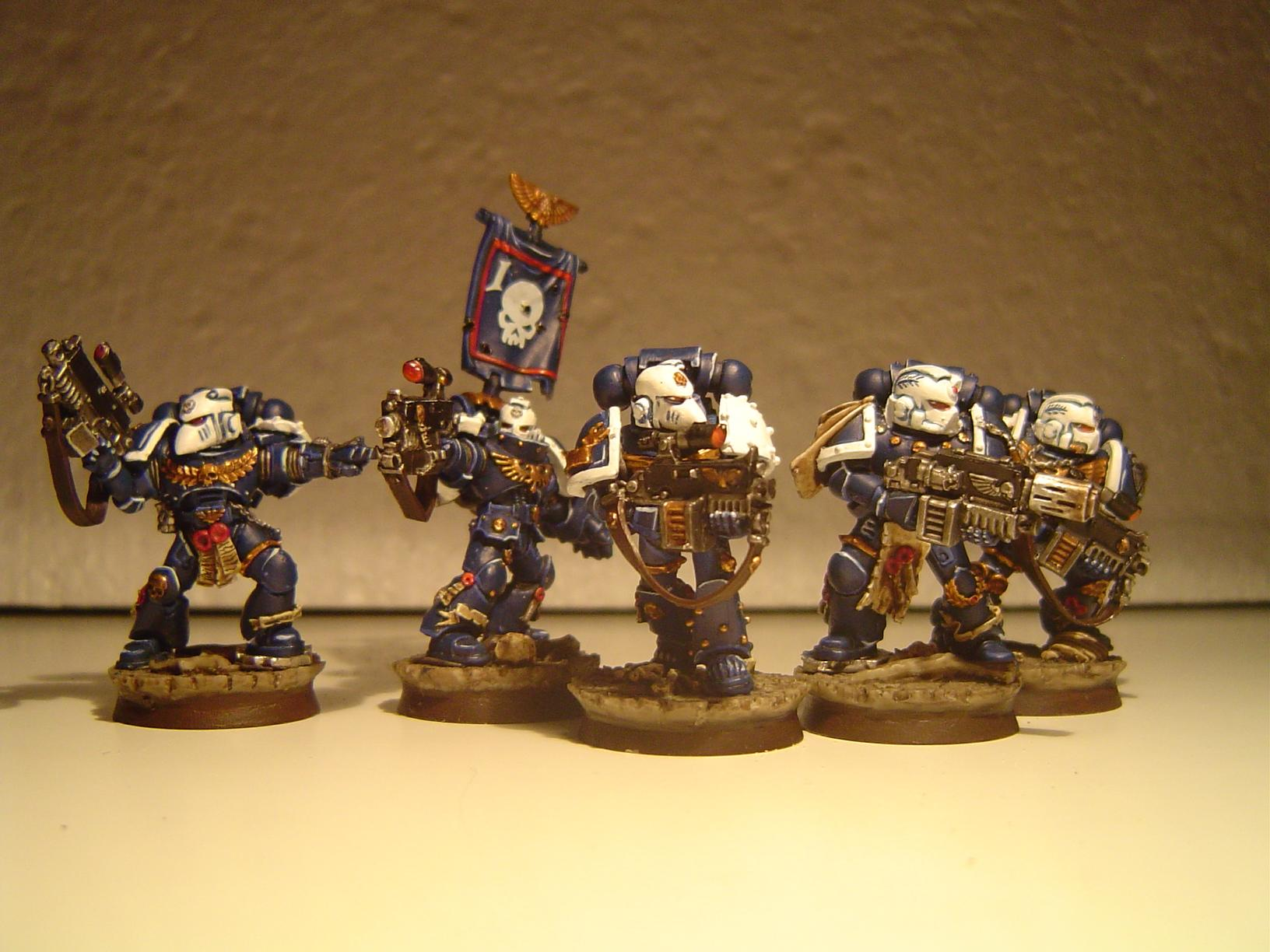 Fists Of Calth, Space Marines, Ultramarines