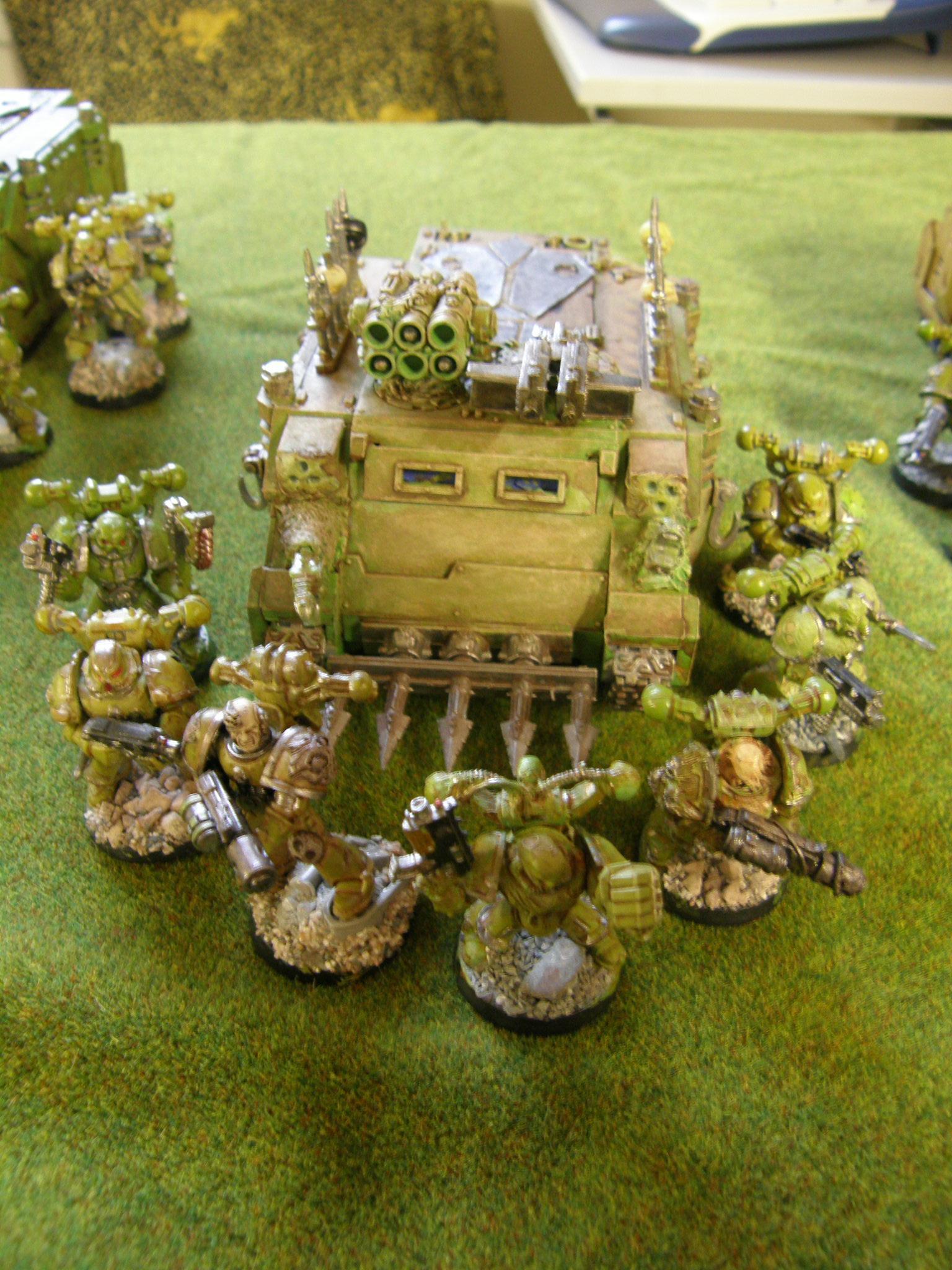 Death Guard, Nurgle, nurgle troops 2