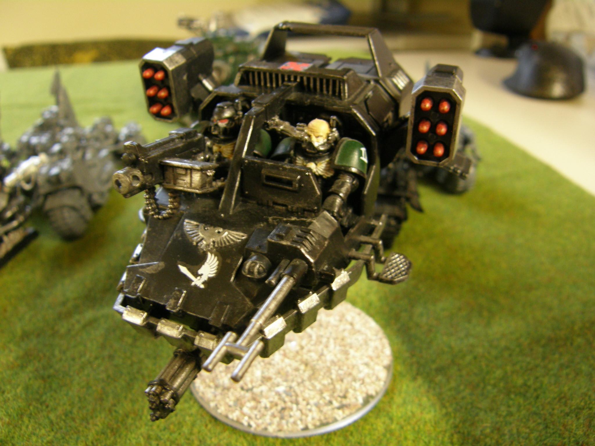 Land Speeder, Ravenwing
