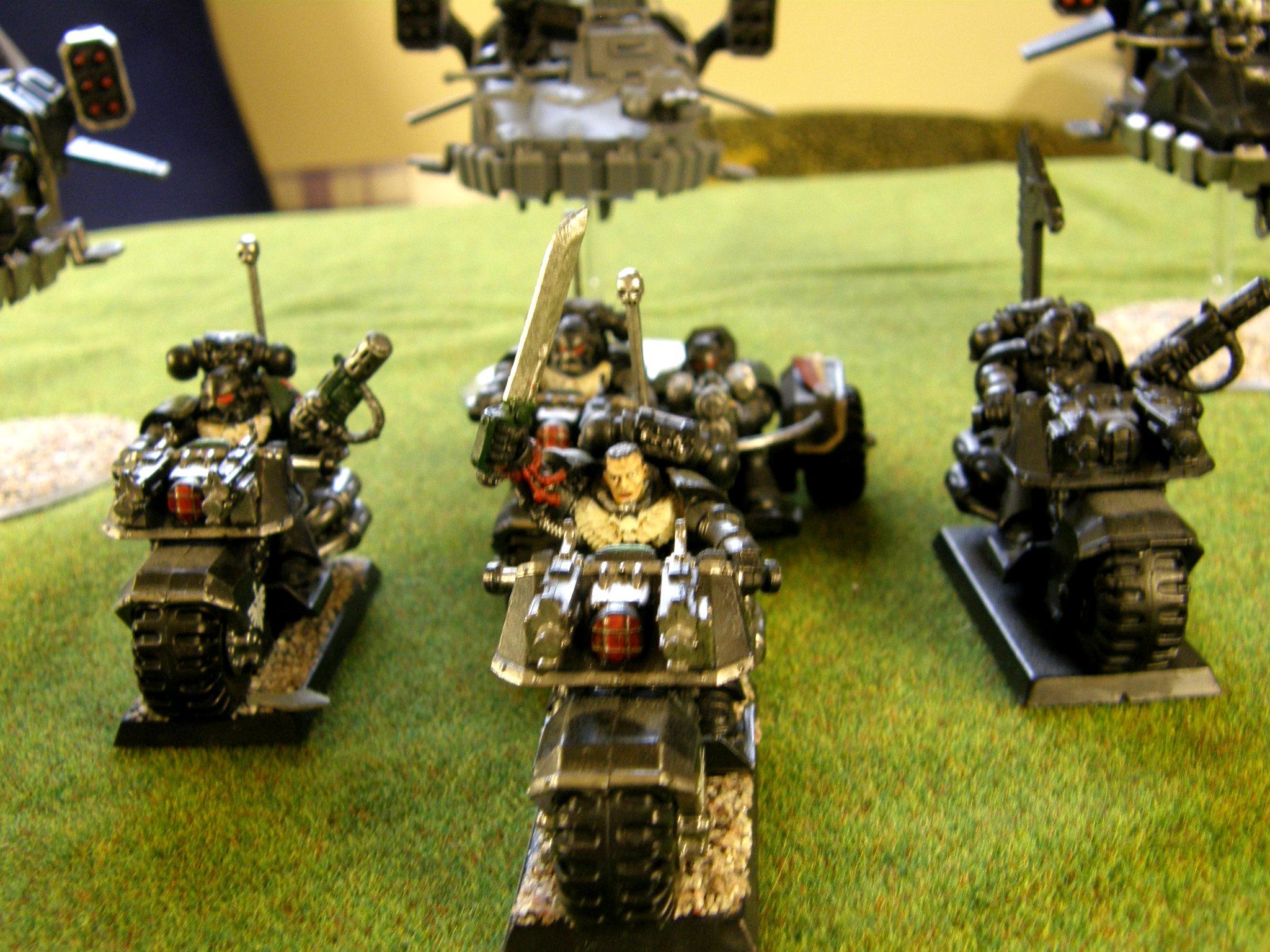 Bike, Ravenwing, rw troops 1