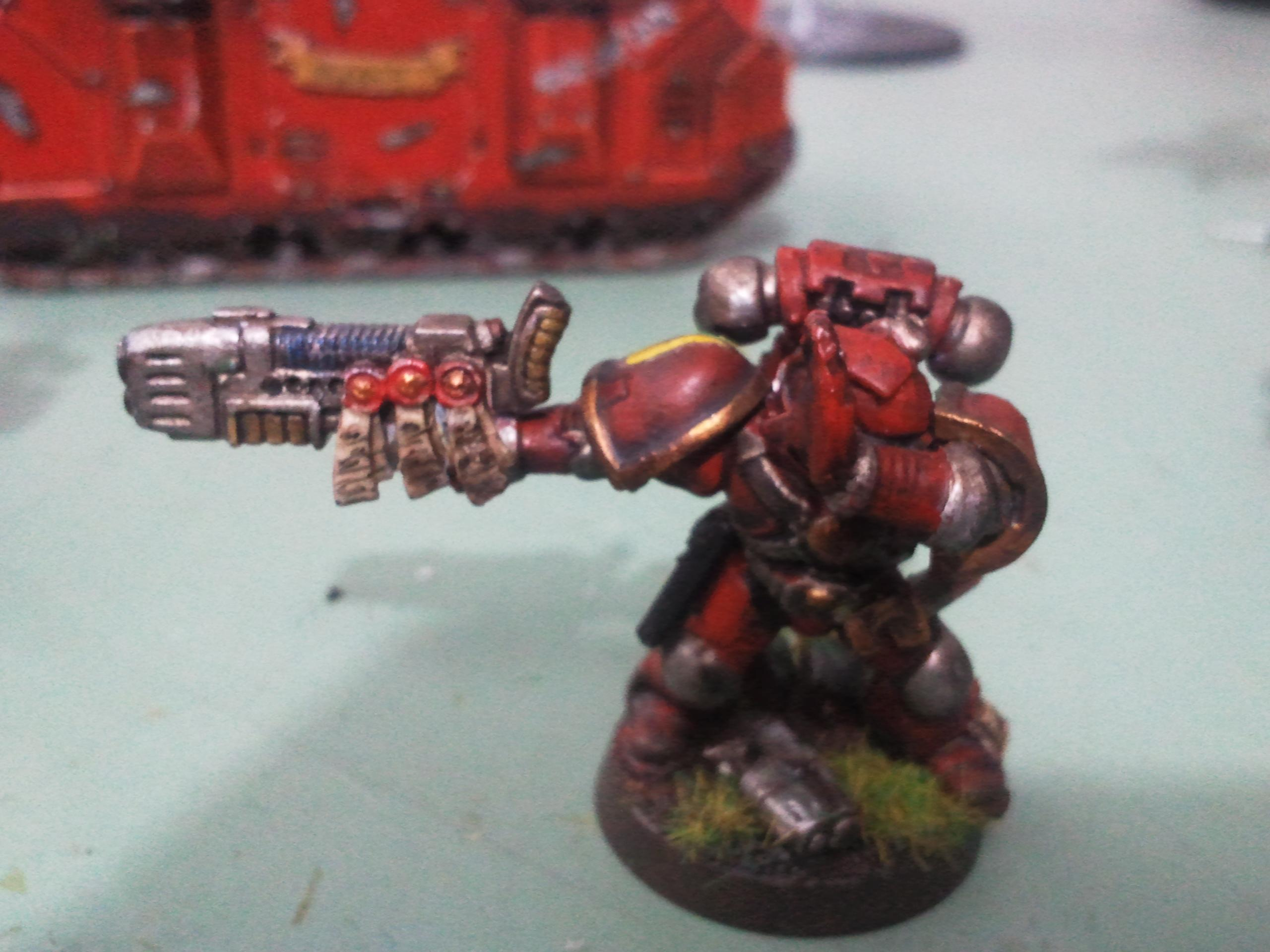 Blood Angels, Copied Idea Off Internet, Space Marines, Tactical