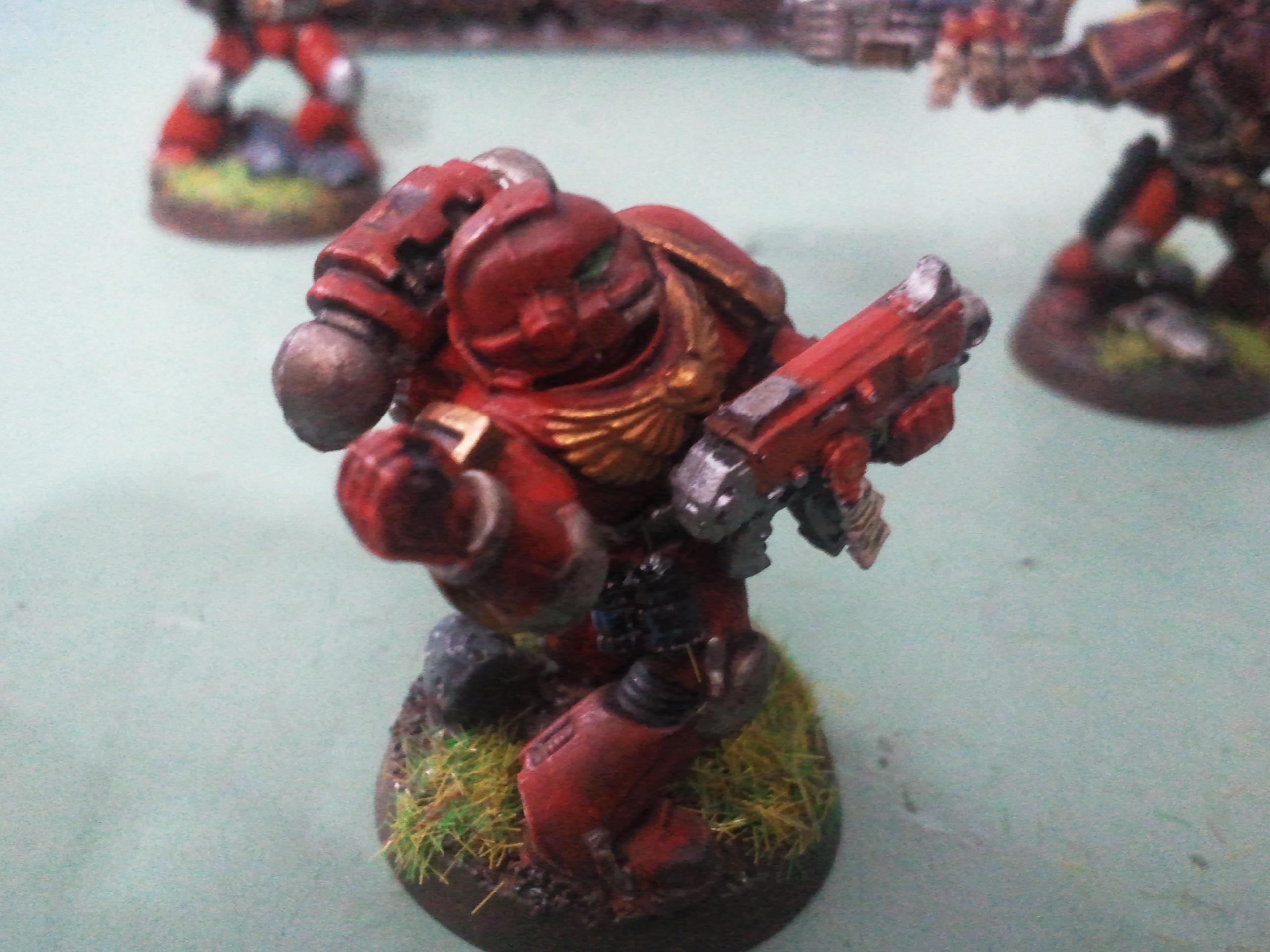 Blood Angels, Space Marines, Tactical
