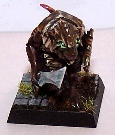 Clan Rat, Non-Metallic Metal, Object Source Lighting, Skaven, Warhammer Fantasy