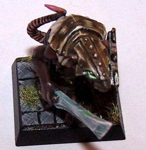 Clan Rat, Non-Metallic Metal, Object Source Lighting, Skaven, Warhammer Fantasy, Wfb
