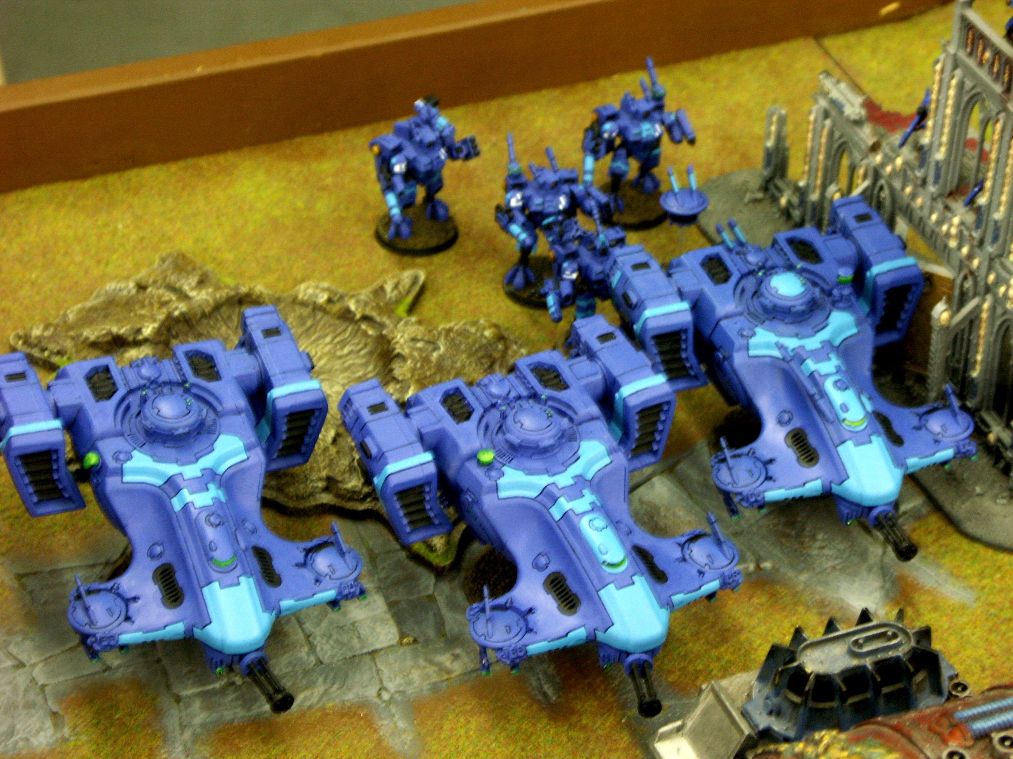 Battle, Battle Report, Dark, Eldar, Report, Tau