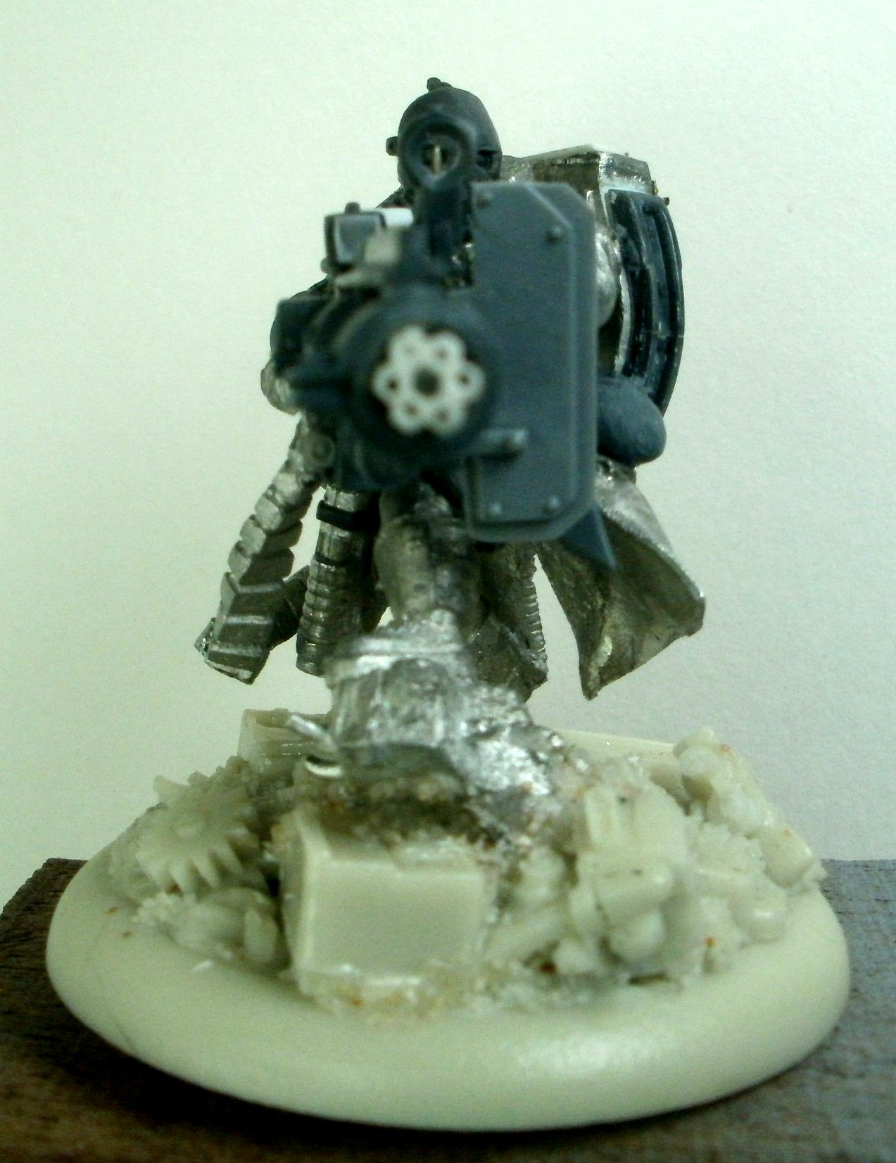 Assault Cannon, Imperial Guard, Mini Gun