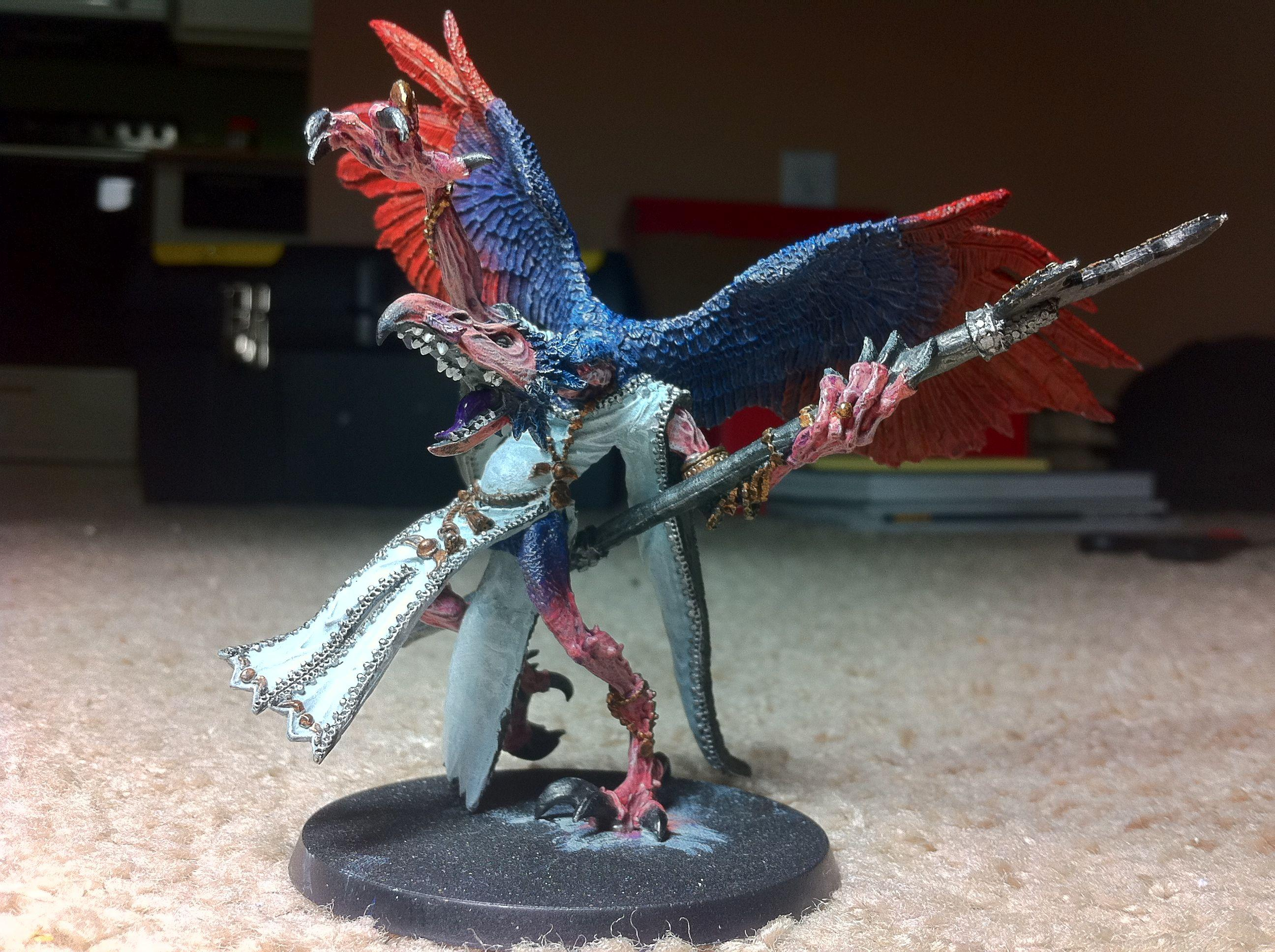Chaos, Chaos Space Marines, Daemons, Greater Daemon, Lord Of Change, Tzeentch, Warhammer 40,000, Wfb