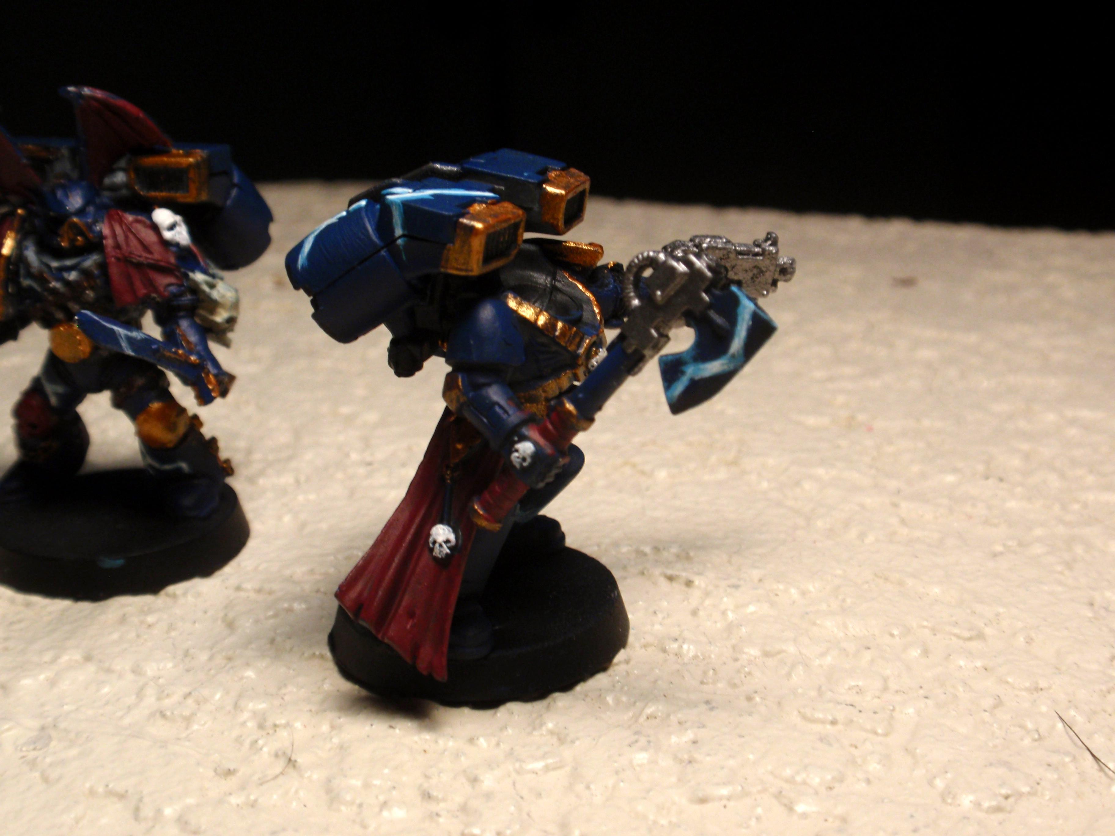 Command Squad, Fast, Jetpack, Jump, Night Lords