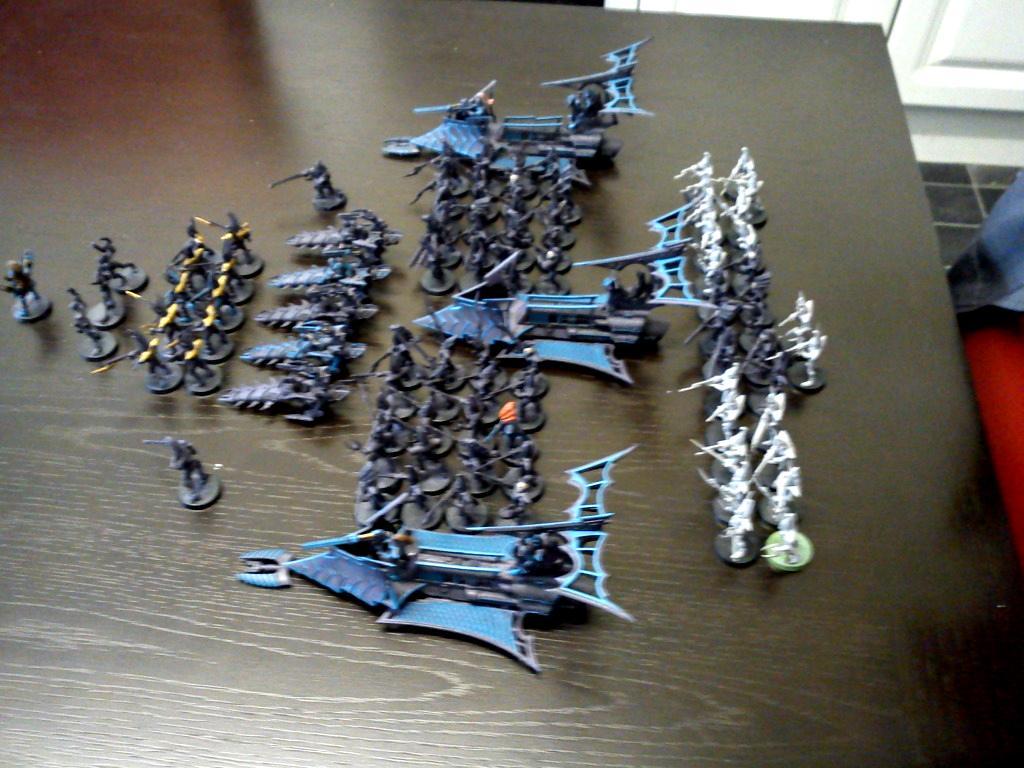 full army