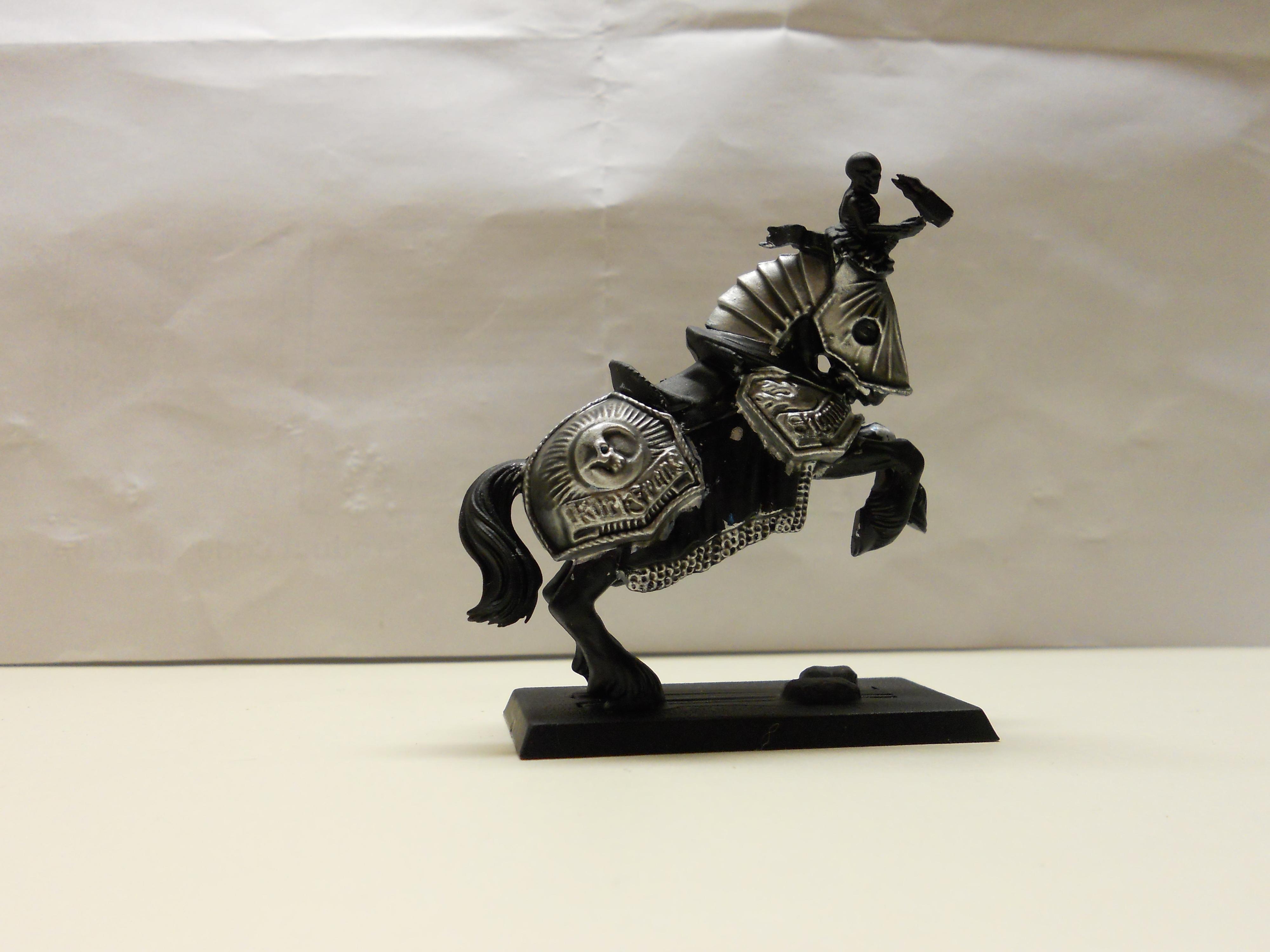 Horse armor test