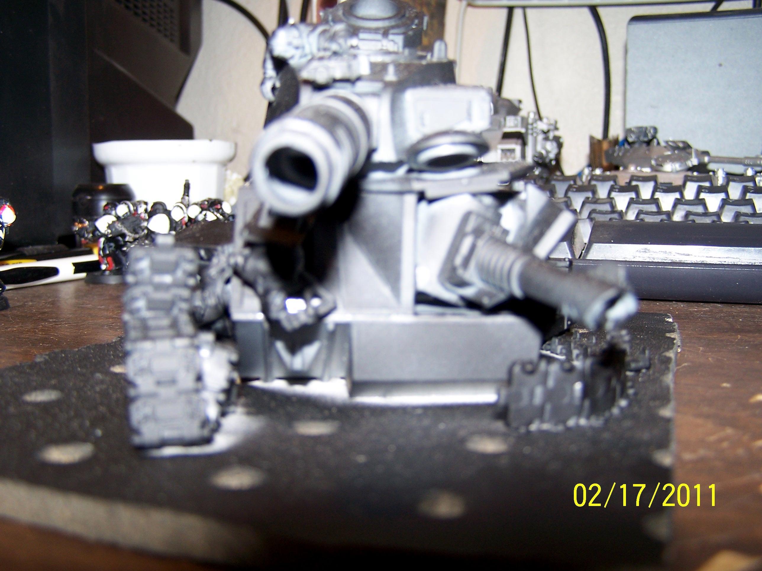 Imperial Guard, Terrain, Work In Progress