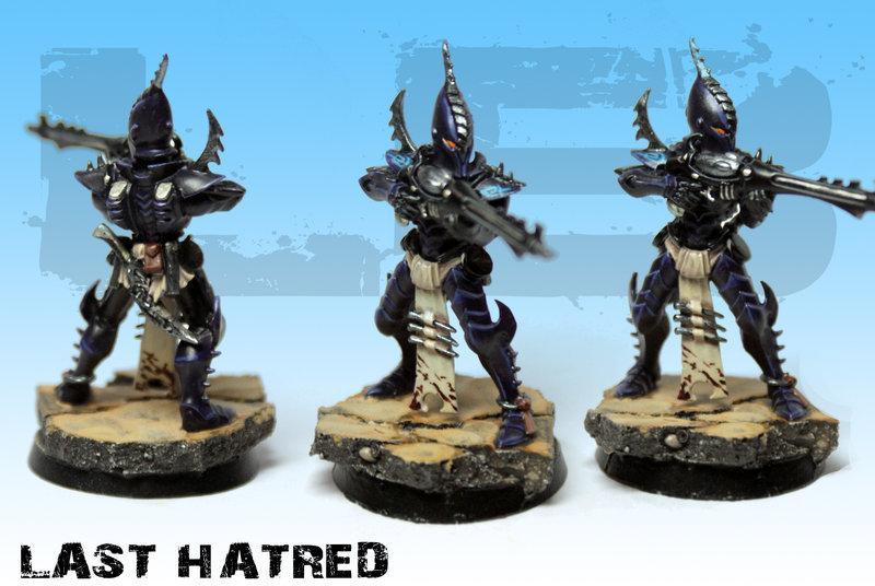 Dark Eldar, Last Hatred