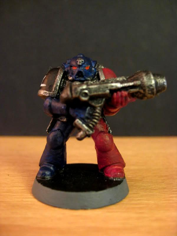 Plasma, Space Crusade, Space Marines, Tactical