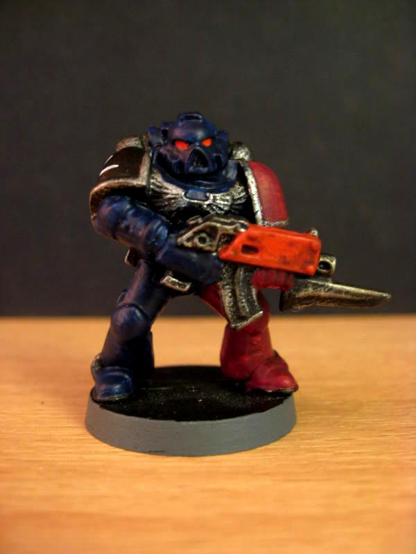 Bolter, Space Crusade, Space Marines