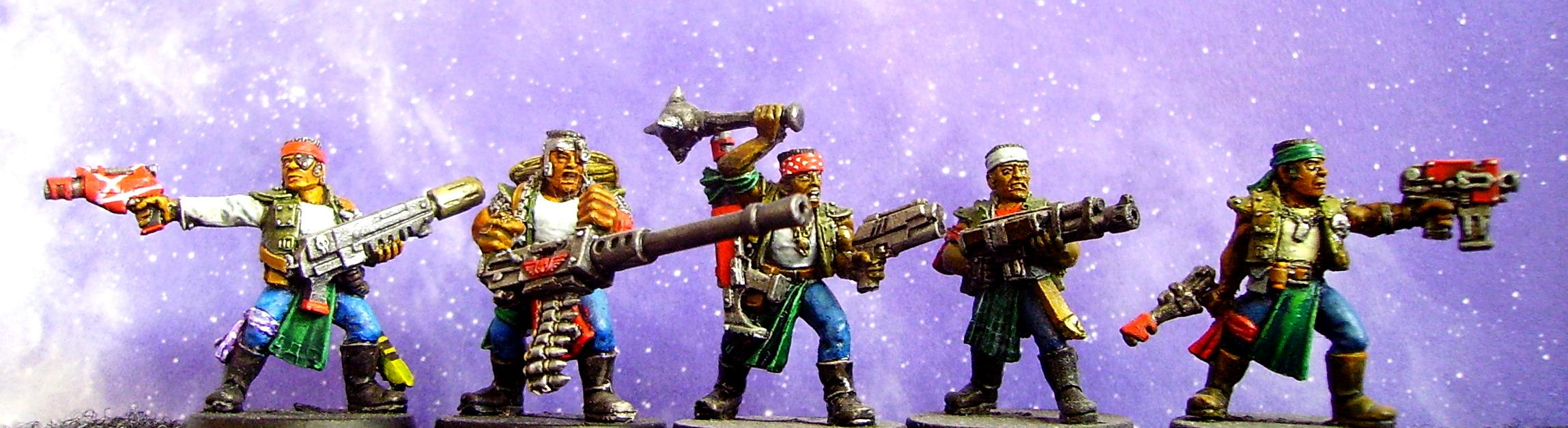 Gang, Necromunda, Orlock