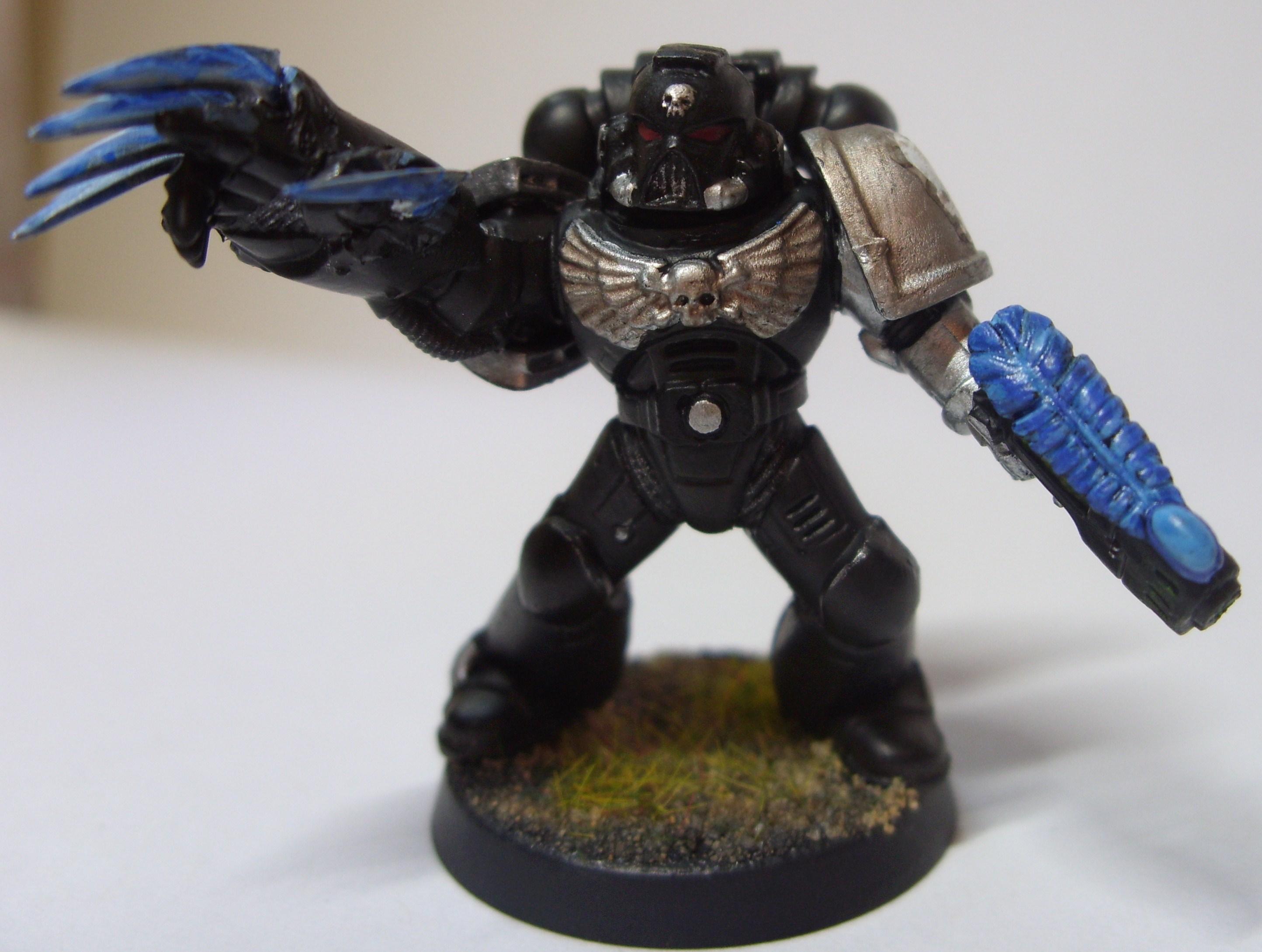 Conversion, Deathwatch, Kill Team, Killteam, Space Marines
