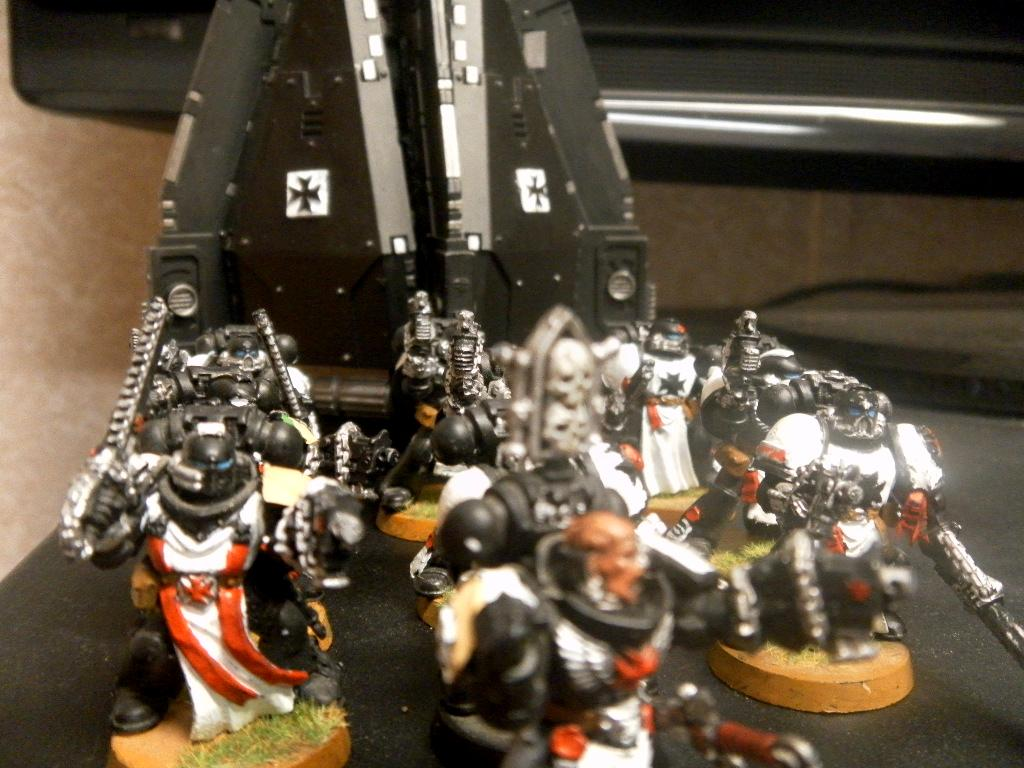 Crusade squad Protector