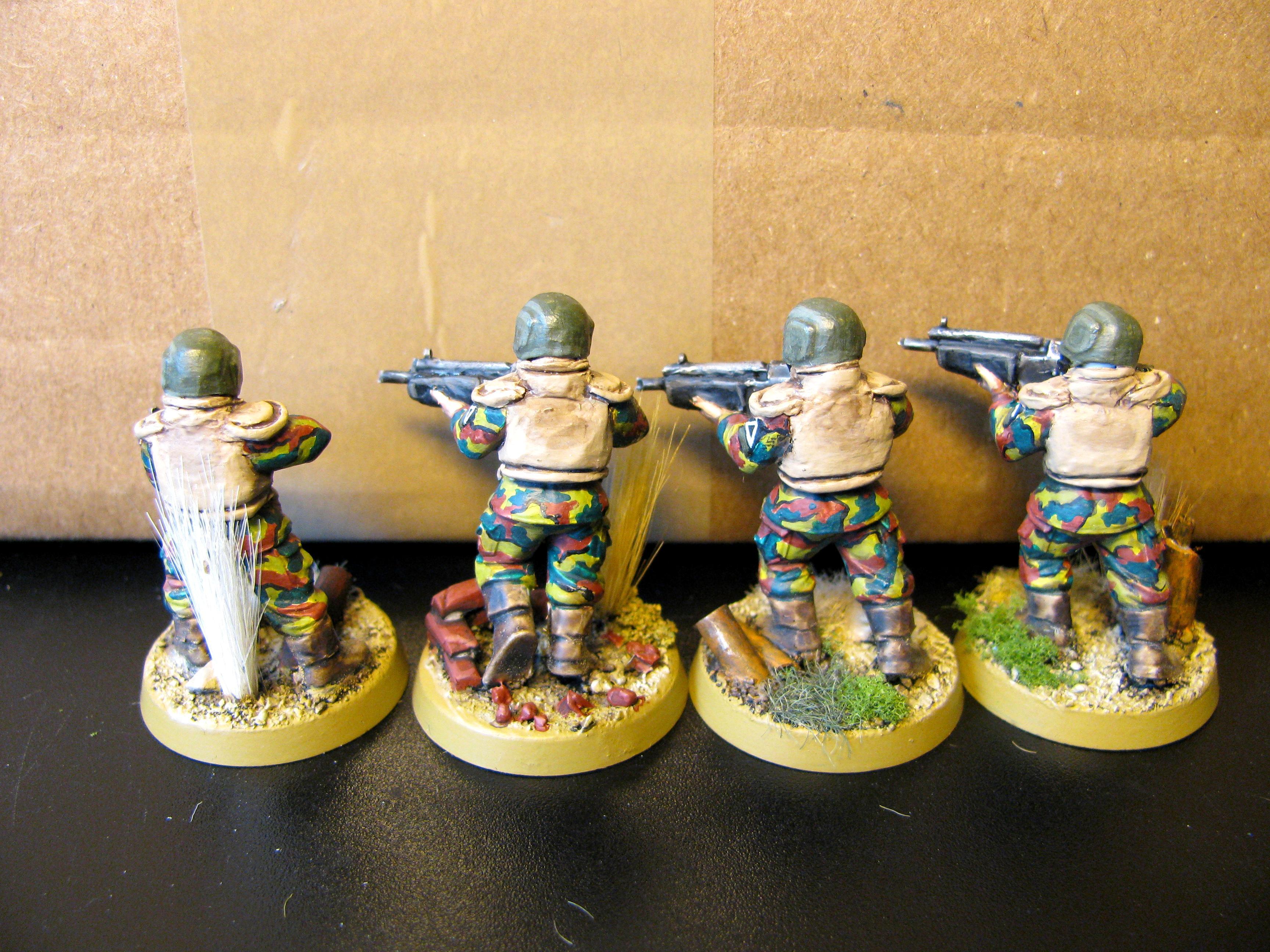 3rd, Belgium, Camouflage, Conversion, Darkon, Imperial Guard, Warhammer 40,000