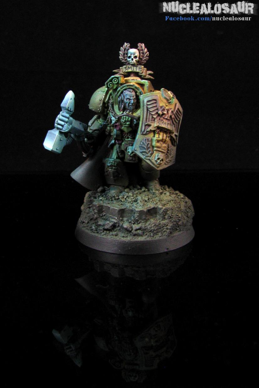 Imperial Fists, Lysander, Space Marines, Terminator Armor