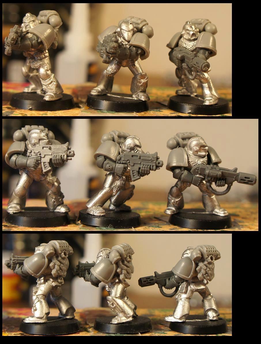 Grey Hunter 17, 18 & 19