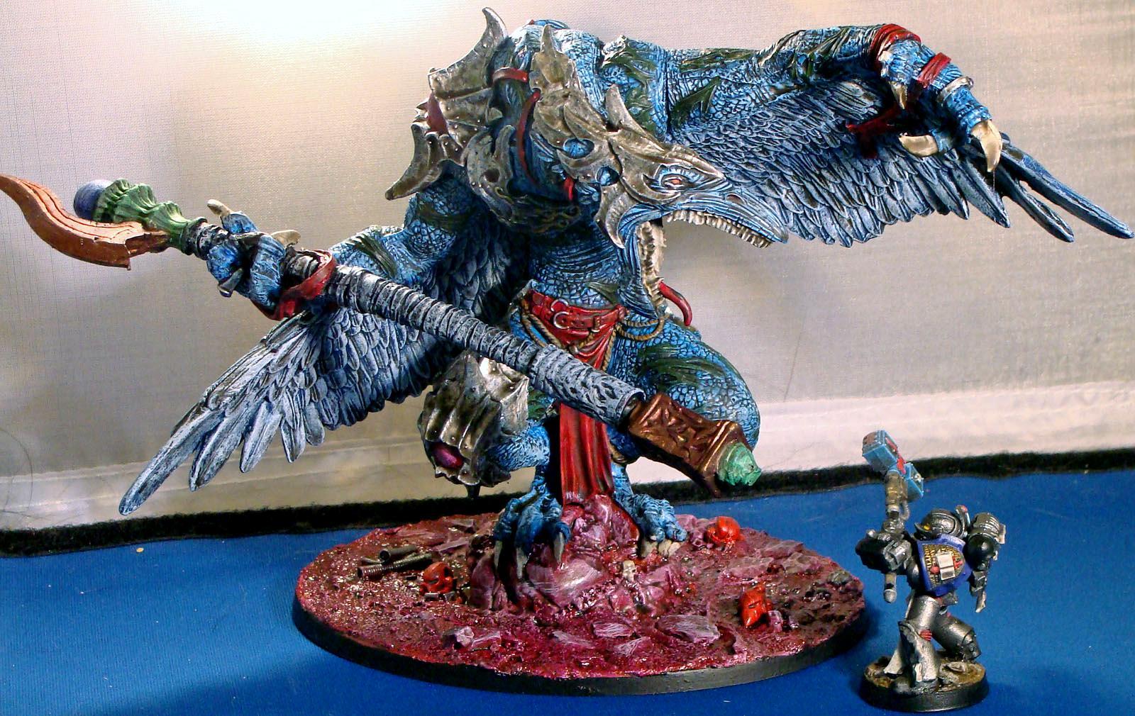 Greater Daemon, Grey Knights, Lord Of Change, Tzeentch