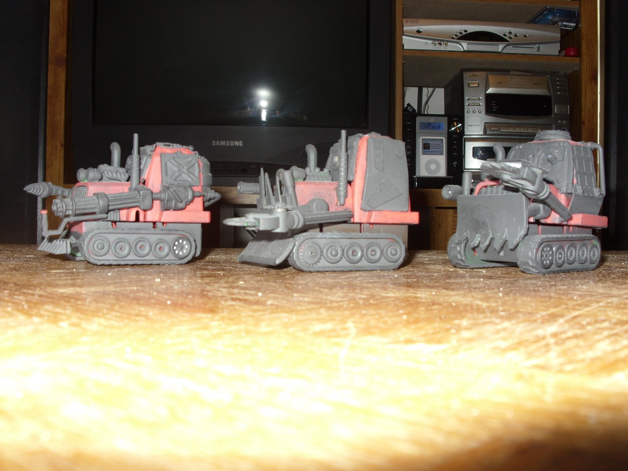 Stand in for Killa Kans