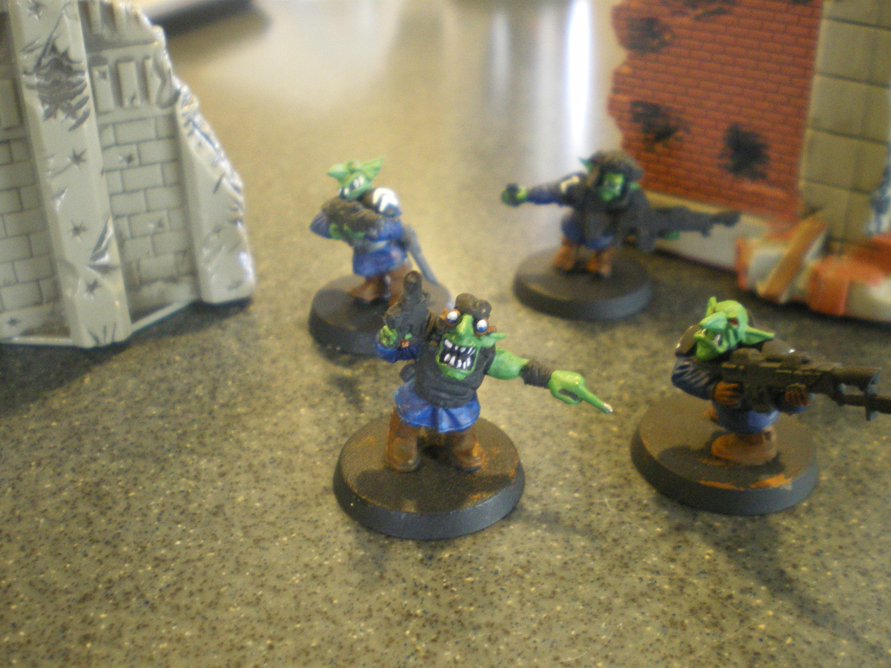Conversion, Grots, Imperial Guard, Rebel Grot, Rebellion