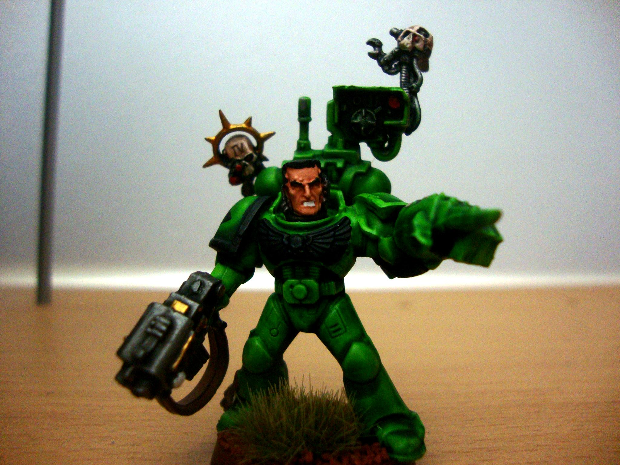 Space Marines, Space Marines Sons Of Medusa