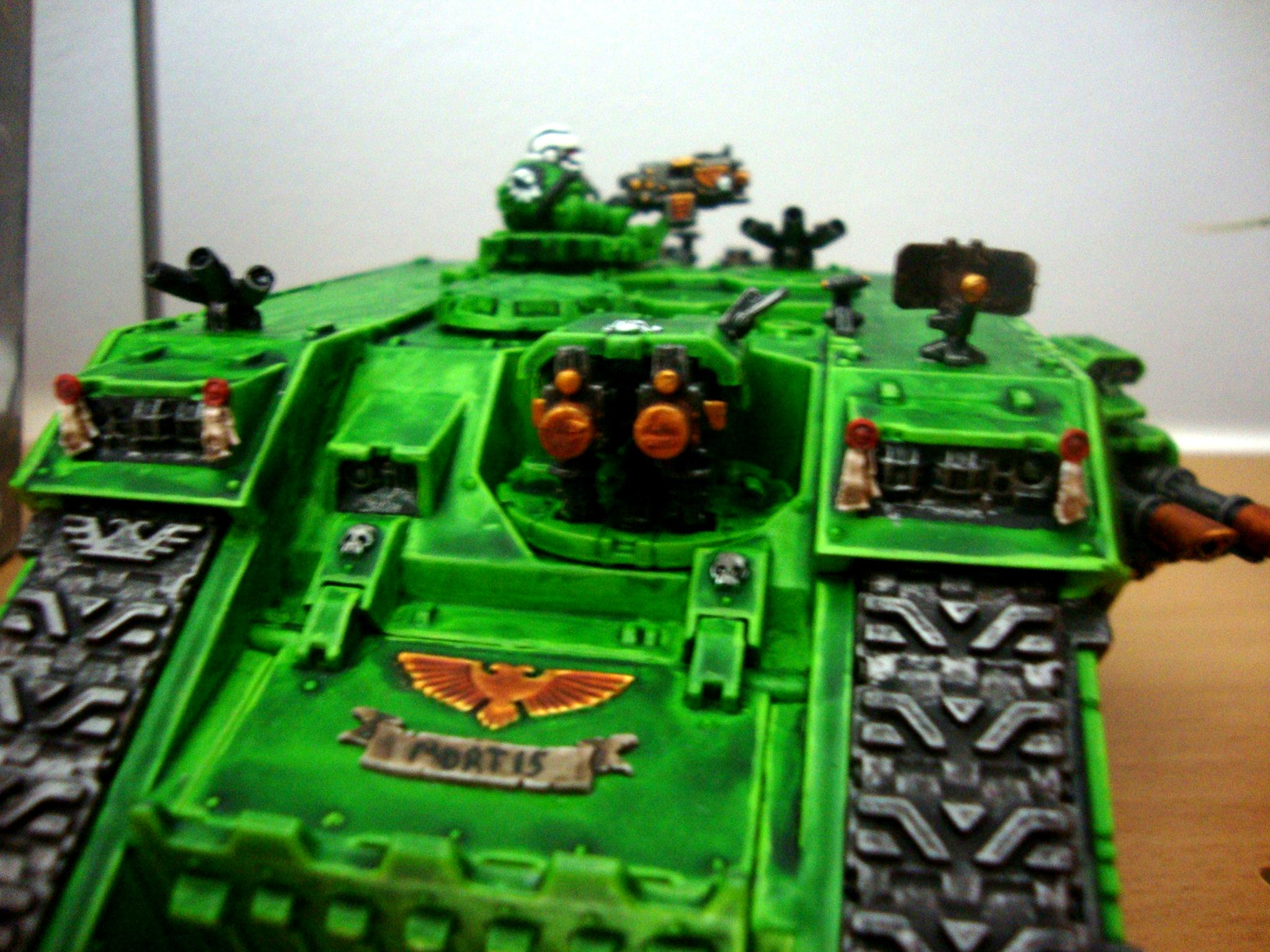 Sons Of Medusa Landraider Space Marine
