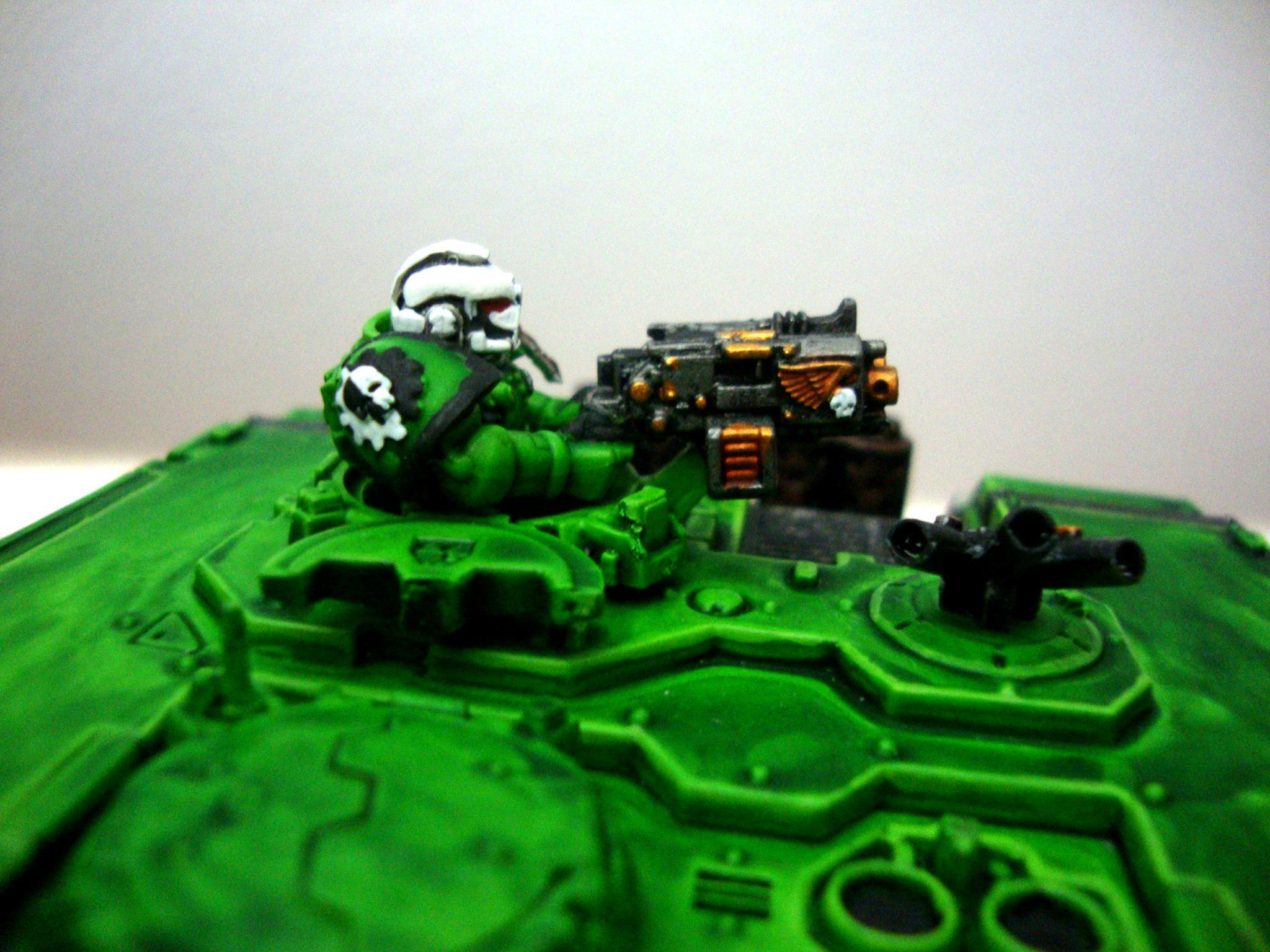 Space Marine Land Raider Sons Of Medusa