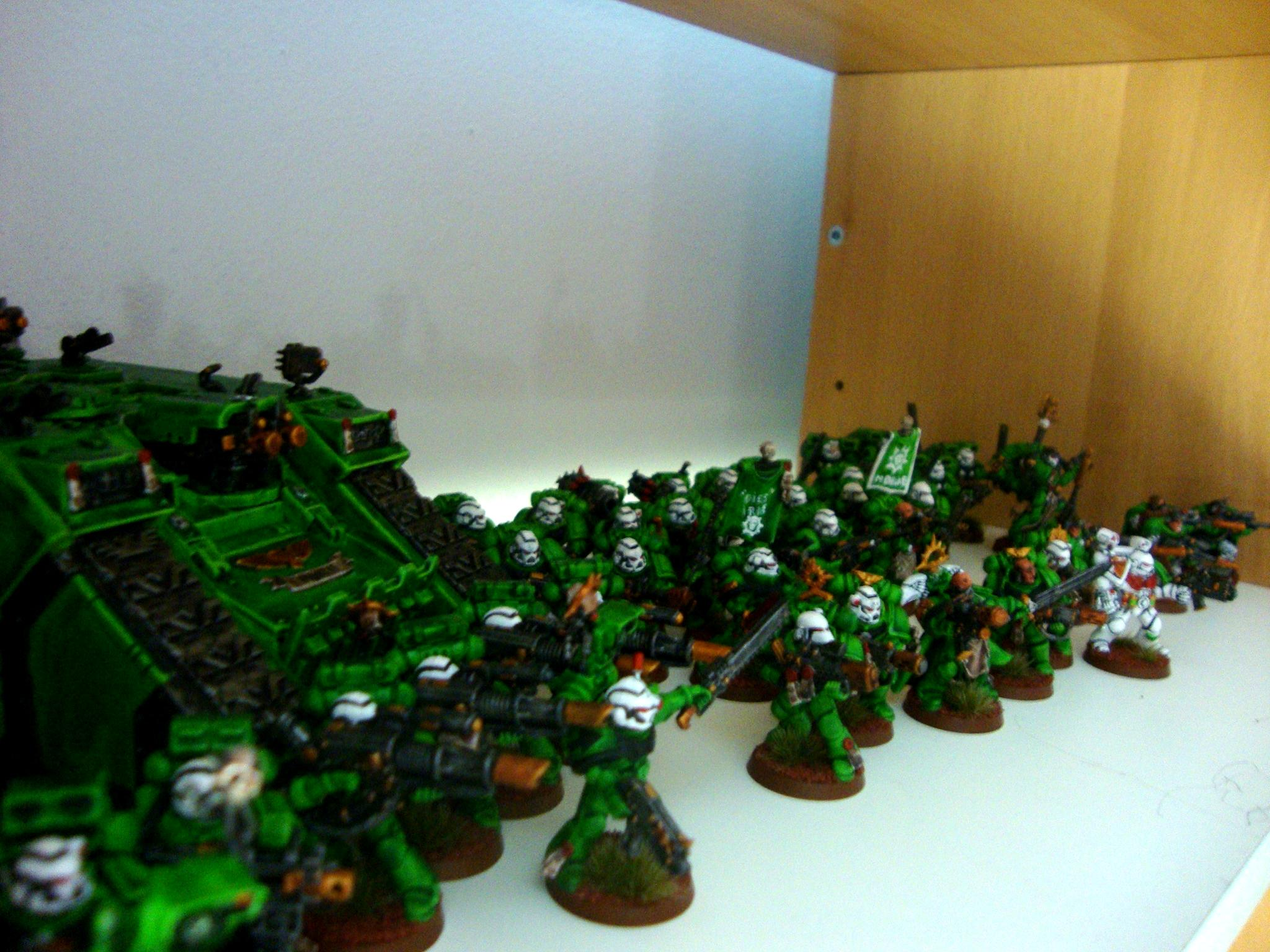 Medusa, Sons, Space Marines, Warband, Warhammer 40,000